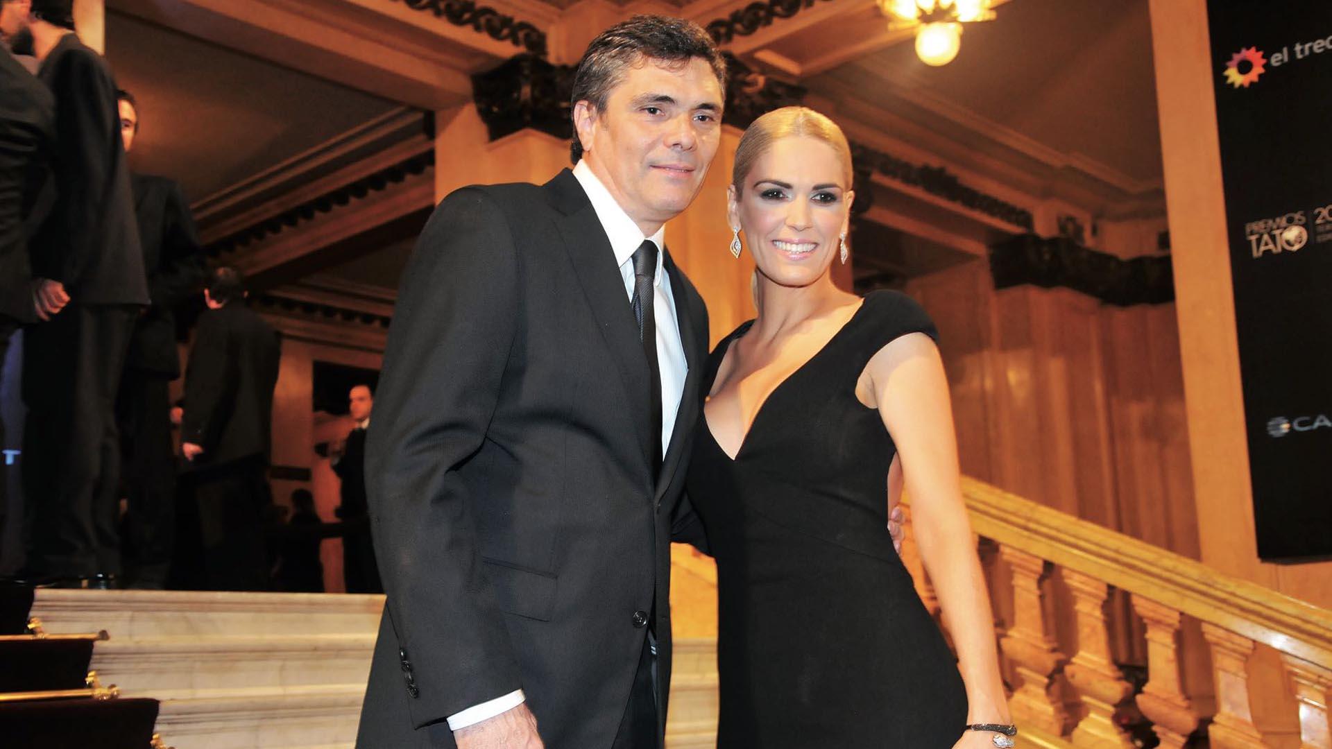 """Viviana Canosa se reconcilió con Alejandro Borensztein. Ellos se divorciaron el año pasado, pero volvieron a darse una oportunidad desde hace un mes y medio. """"Estamos felices"""", dijo la conductora"""
