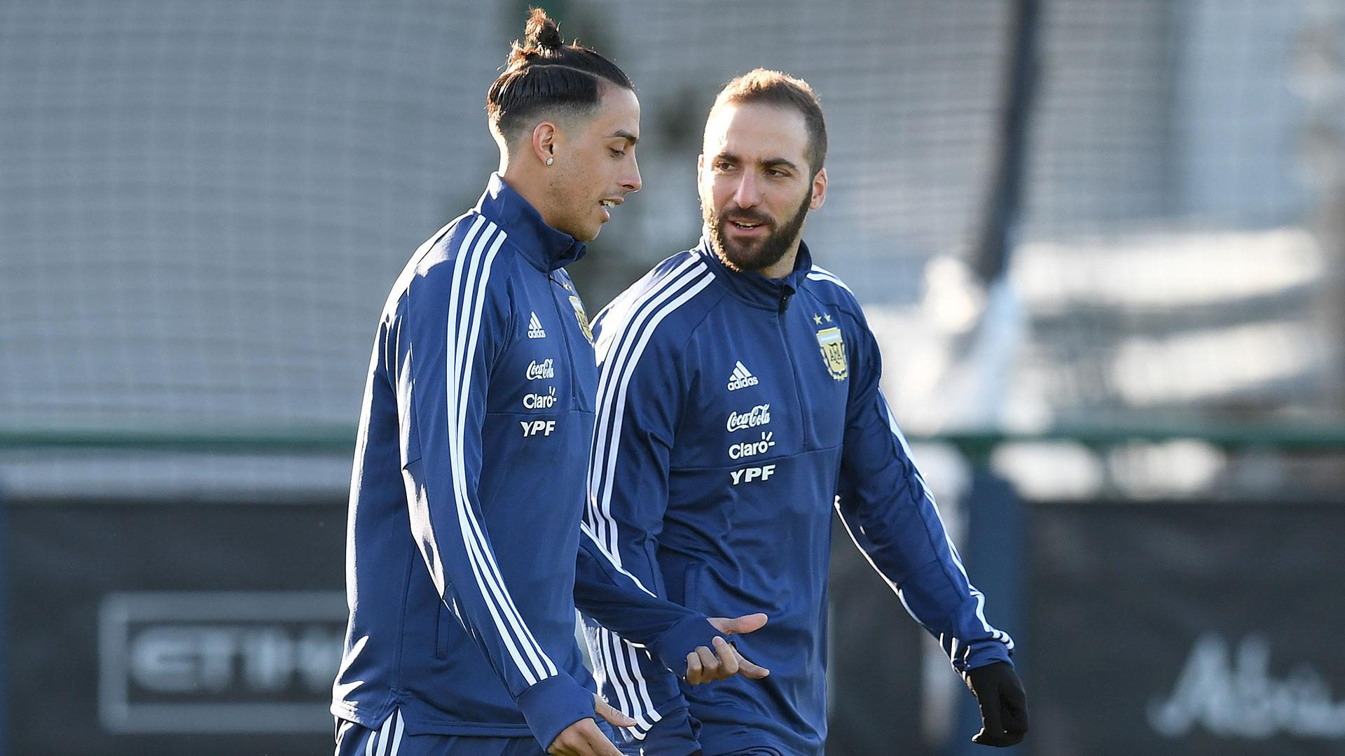 """El """"Mellizo"""", que sufrió la rotura en los ligamentos de la rodilla izquierda ante Bolivia en la era Bauza, tendrá su chance para demostrar que merece ir a la Copa del Mundo"""