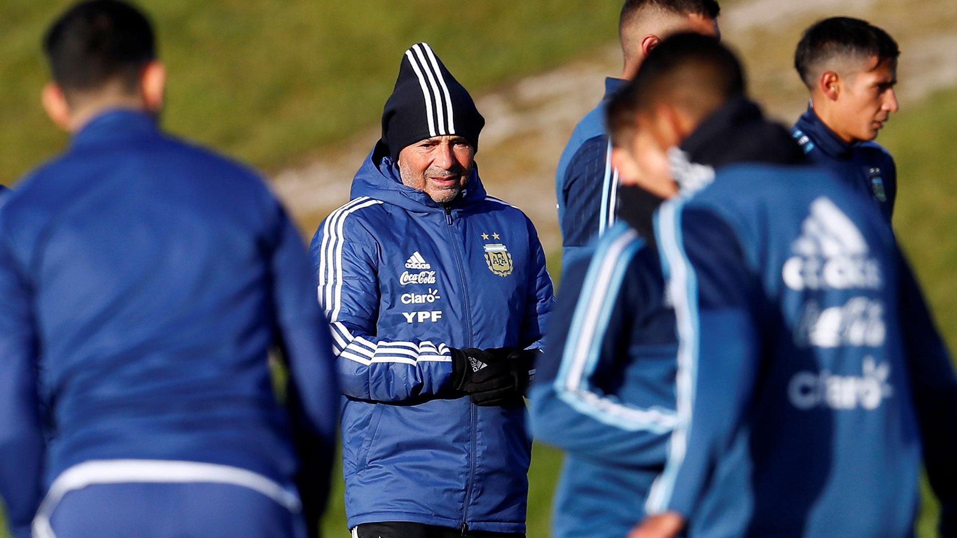 Los compromisos ante Italia y España le servirán al entrenador para definir la nómina de 23 jugadores para el Mundial