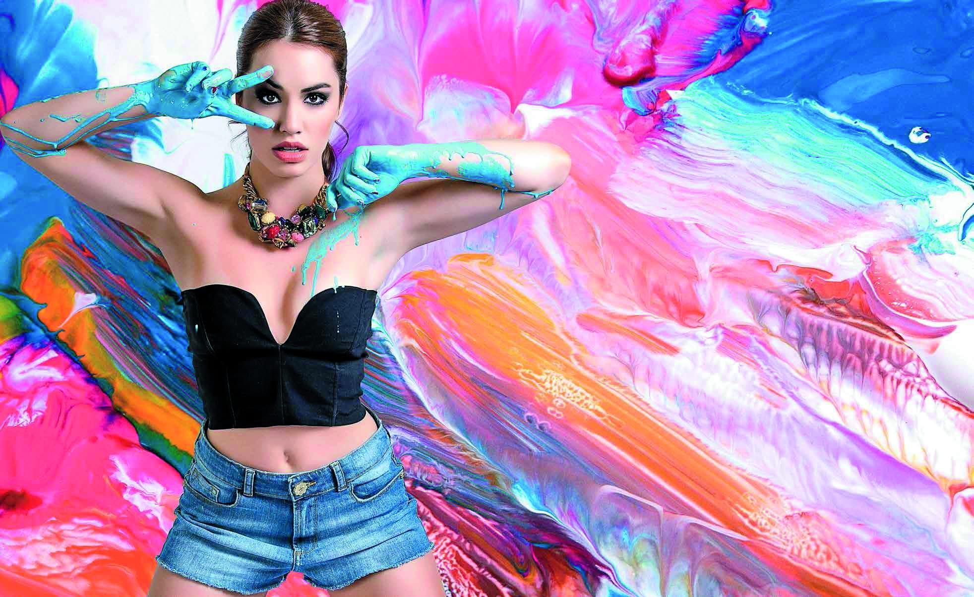 """Antes de lanzarse como cantante solista, Lali debutó como actriz de la mano de Cris Morena en """"Rincón de luz"""", """"Floricienta"""" y """"Chiquititas sin fin"""""""