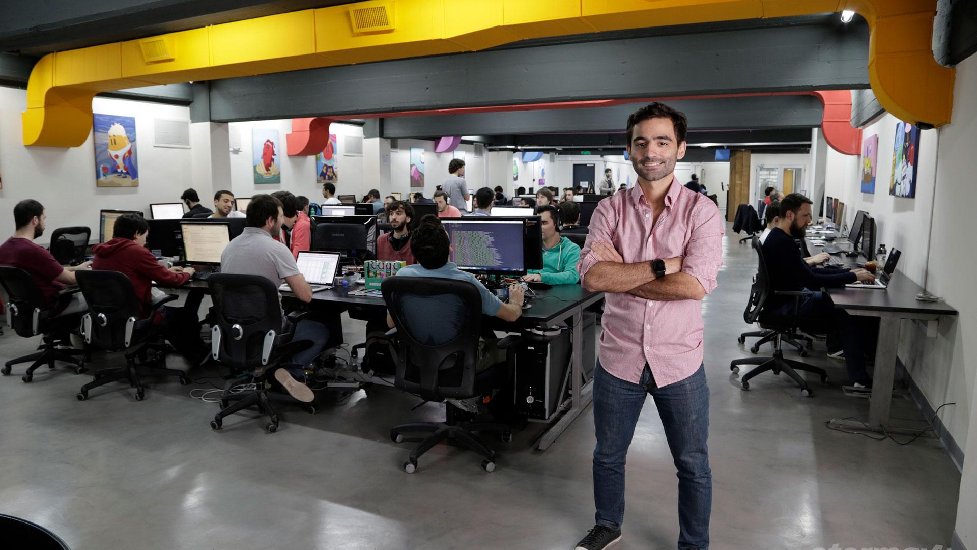 Etermax tiene 250 empleados en Argentina, Alemania y Uruguay