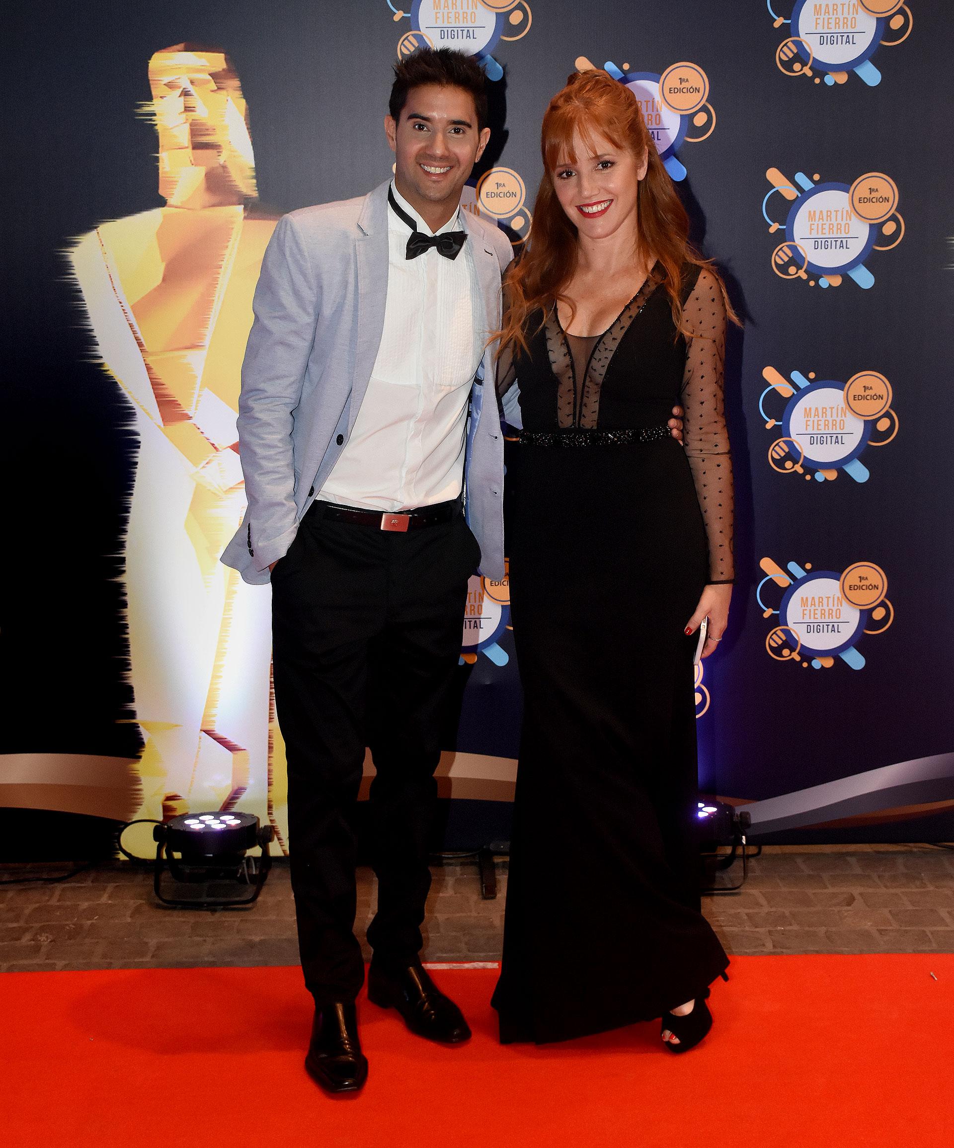 Dany Martins y Caro Ibarra