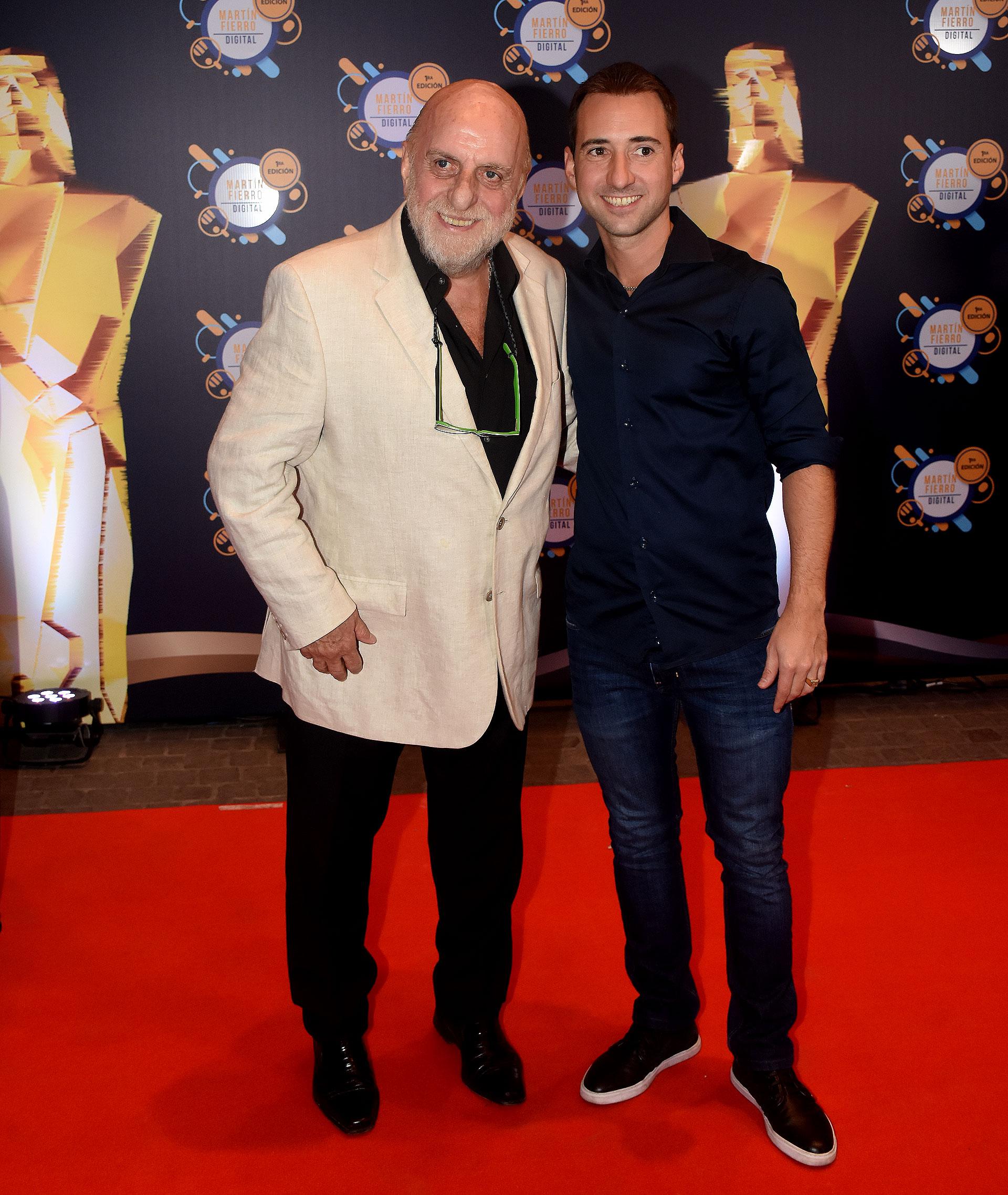 Horacio y Luis Pagani