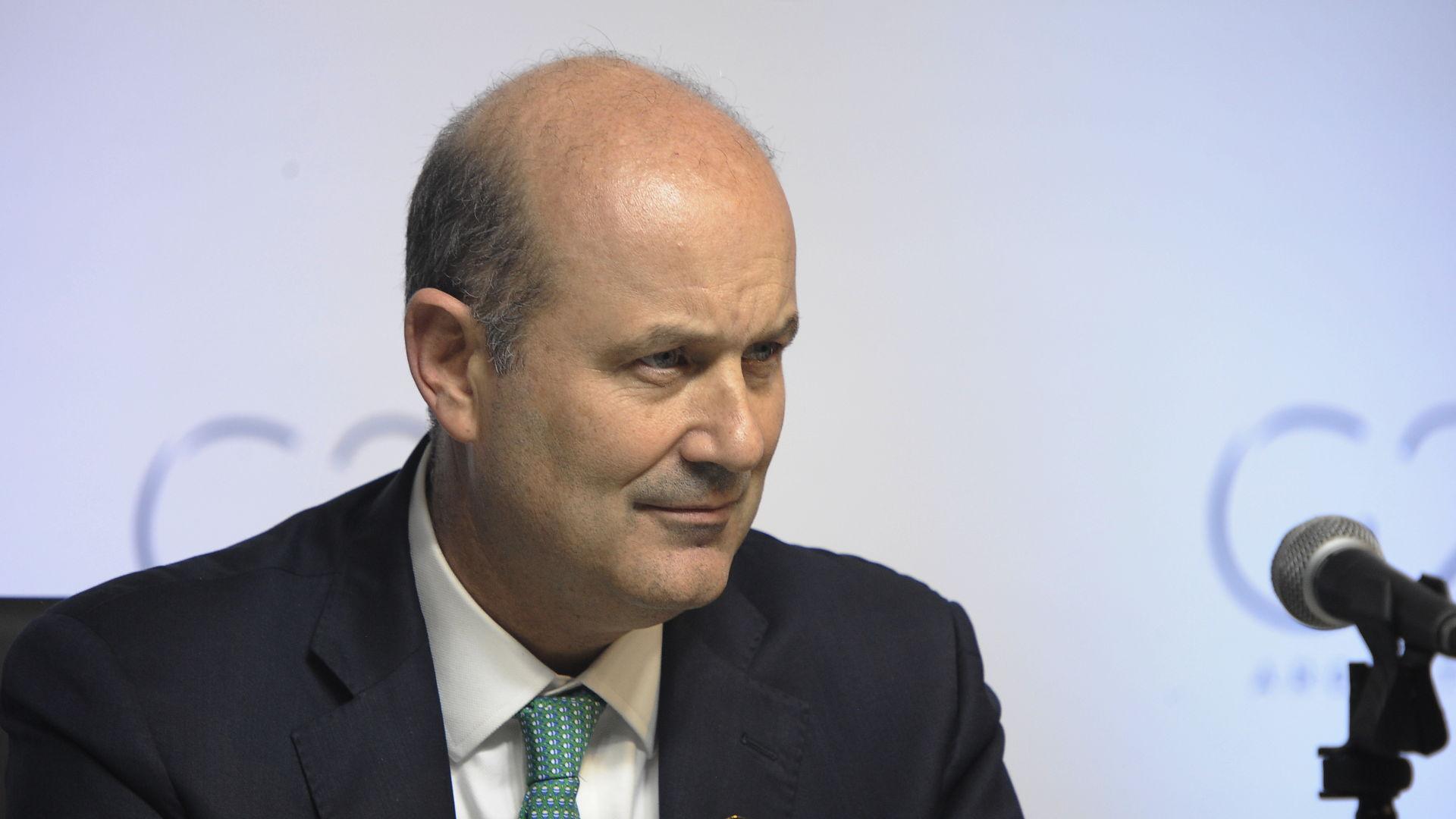 El Presidente del Banco Central Federico Sturzenegger atenuó la liberación de fondos que provocó la cancelación de Lebac (Patricio Murphy)