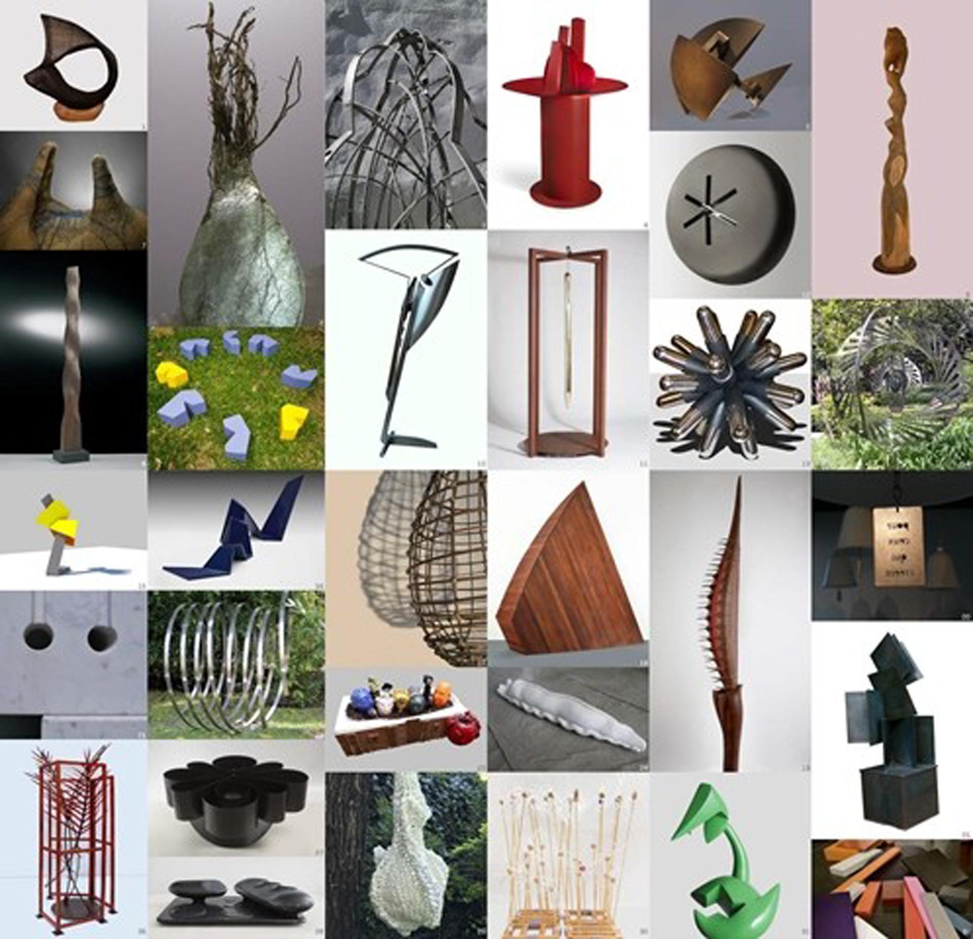 En esta ocasión 32 escultores argentinos presentarán sus obras en el marco de dicha muestra.