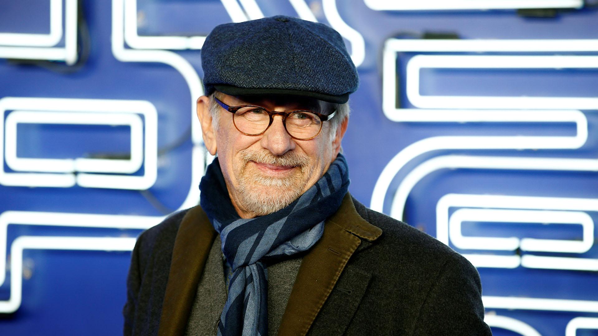Steven Spielberg apoya el movimiento Times' Up y la igualdad de género en Hollywood (Reuters)