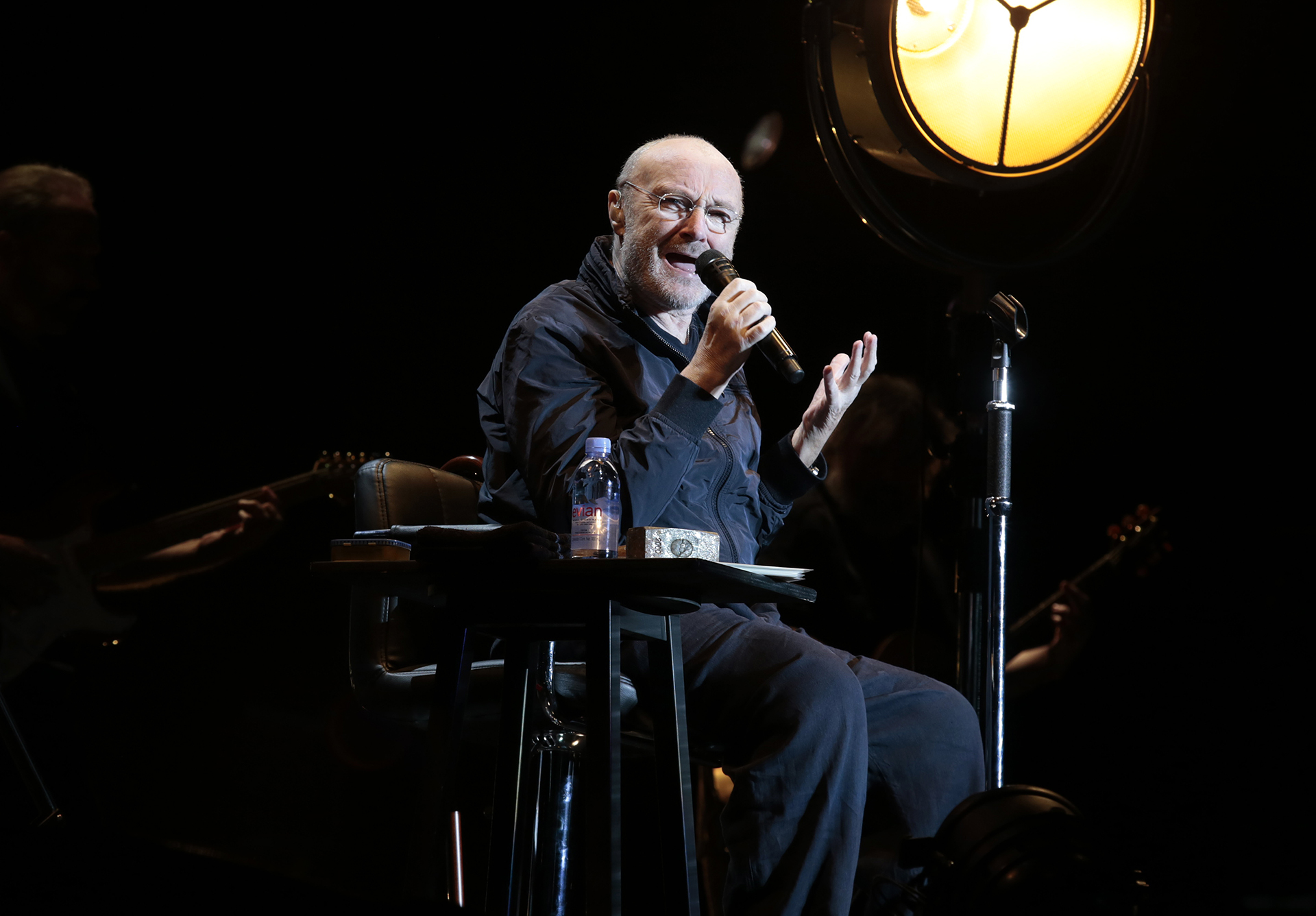 "El intérprete está realizando ""The Legendary, Phil Collins Live Tour"" por diversos países de Latinoamérica"