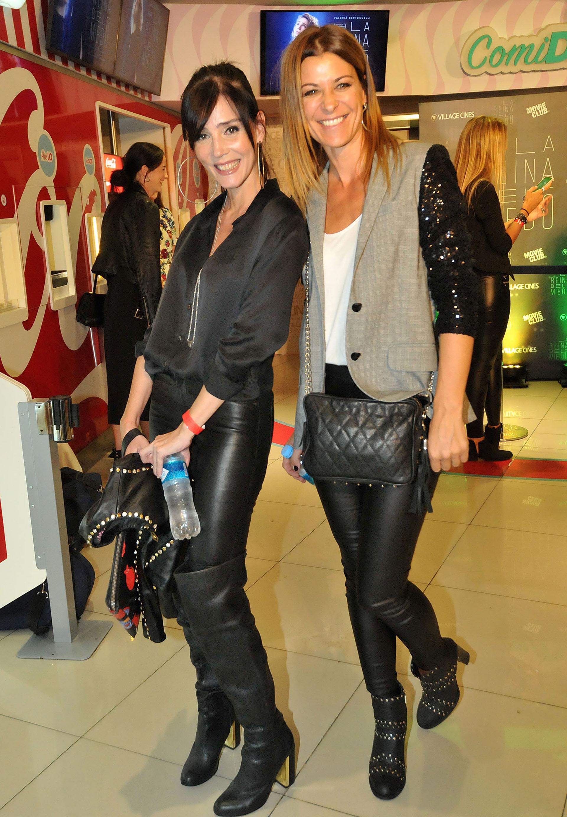 Paula Krum y Eugenia Tobal (Verónica Guerman / Teleshow)