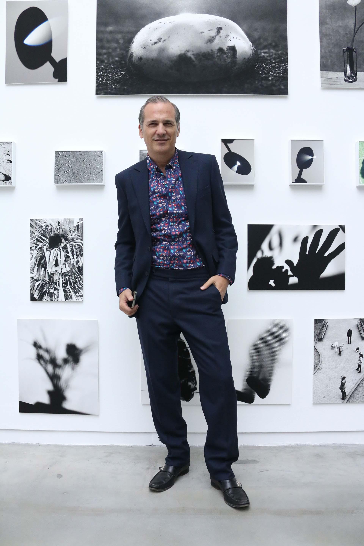 El arquitecto y decorador Javier Iturrioz