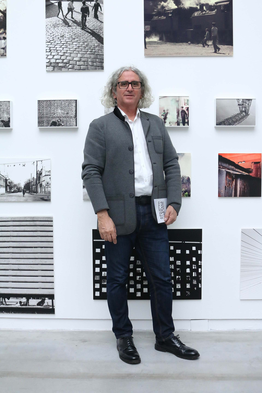 El arquitecto y diseñador Julio Oropel