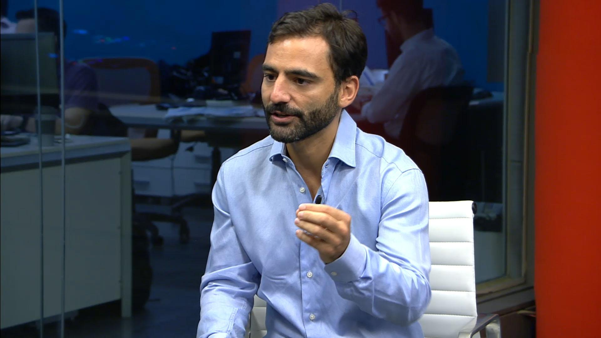 Cavazzani es ingeniero informático del ITBA
