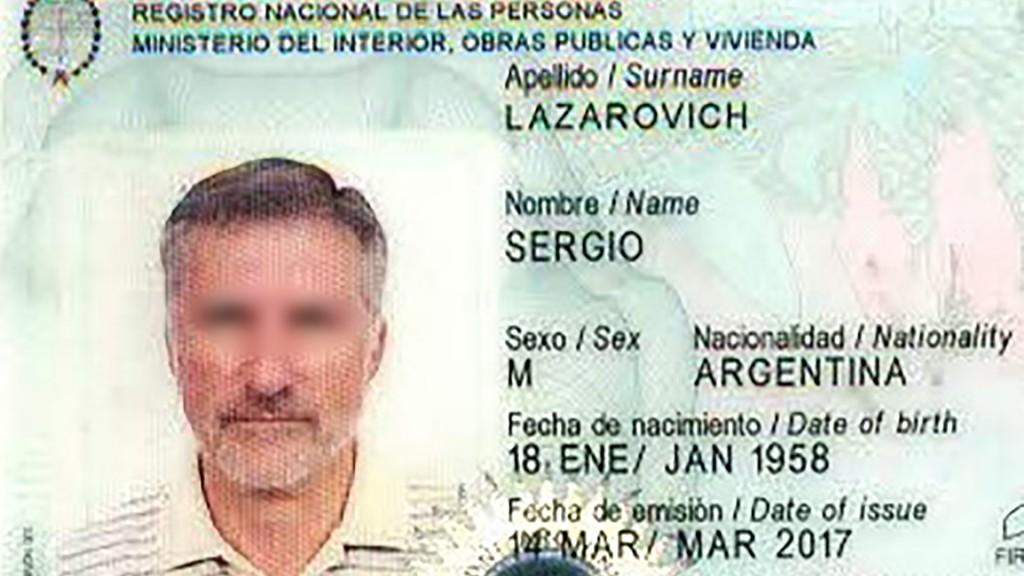 Sergia Lazarovich cambió su identidad a los 60 años (Infobae)