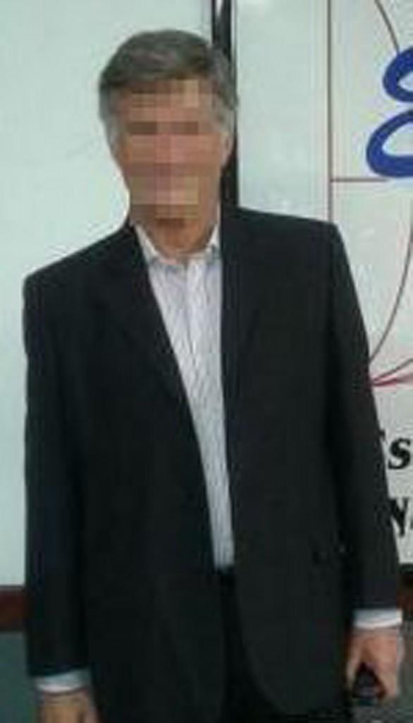 Lazarovich es contador y trabajó como administrativo en la AFIP de Salta Capital