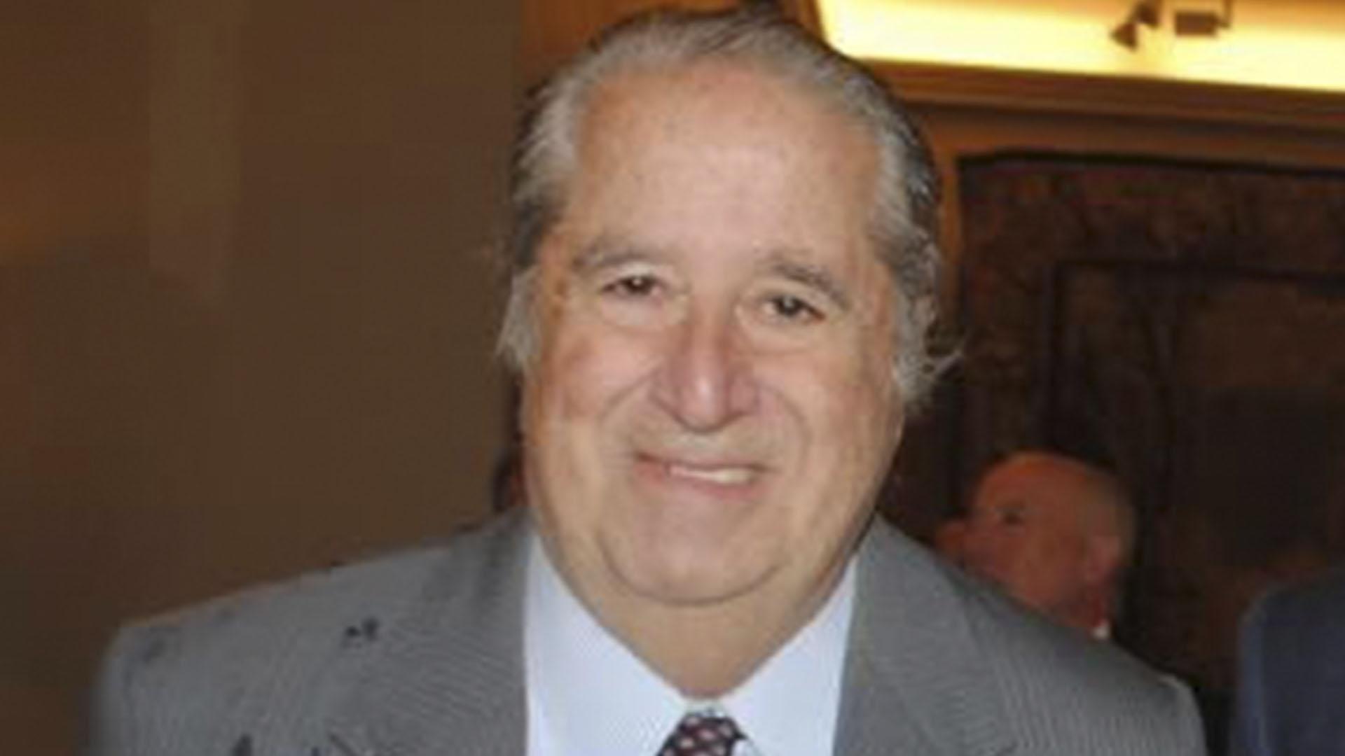 Pablo García Pintos, ex director del Banco República