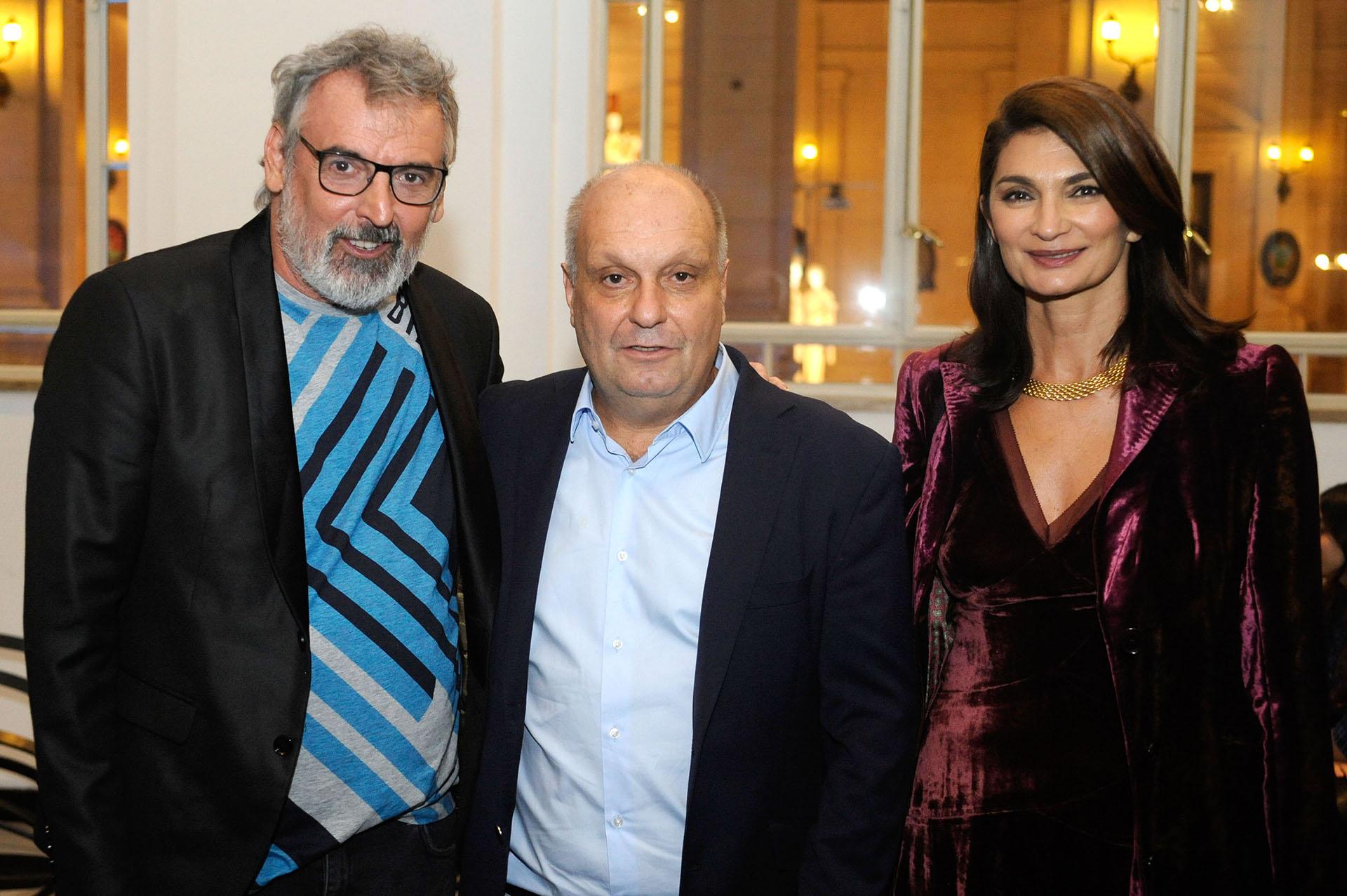 Varias figuras comoBenito Fernández, el ministro Hernán Lombardi y Mariana Arias fueron testigos del increíble trabajo de Jean Paul Gaultier presentado en Buenos Aires