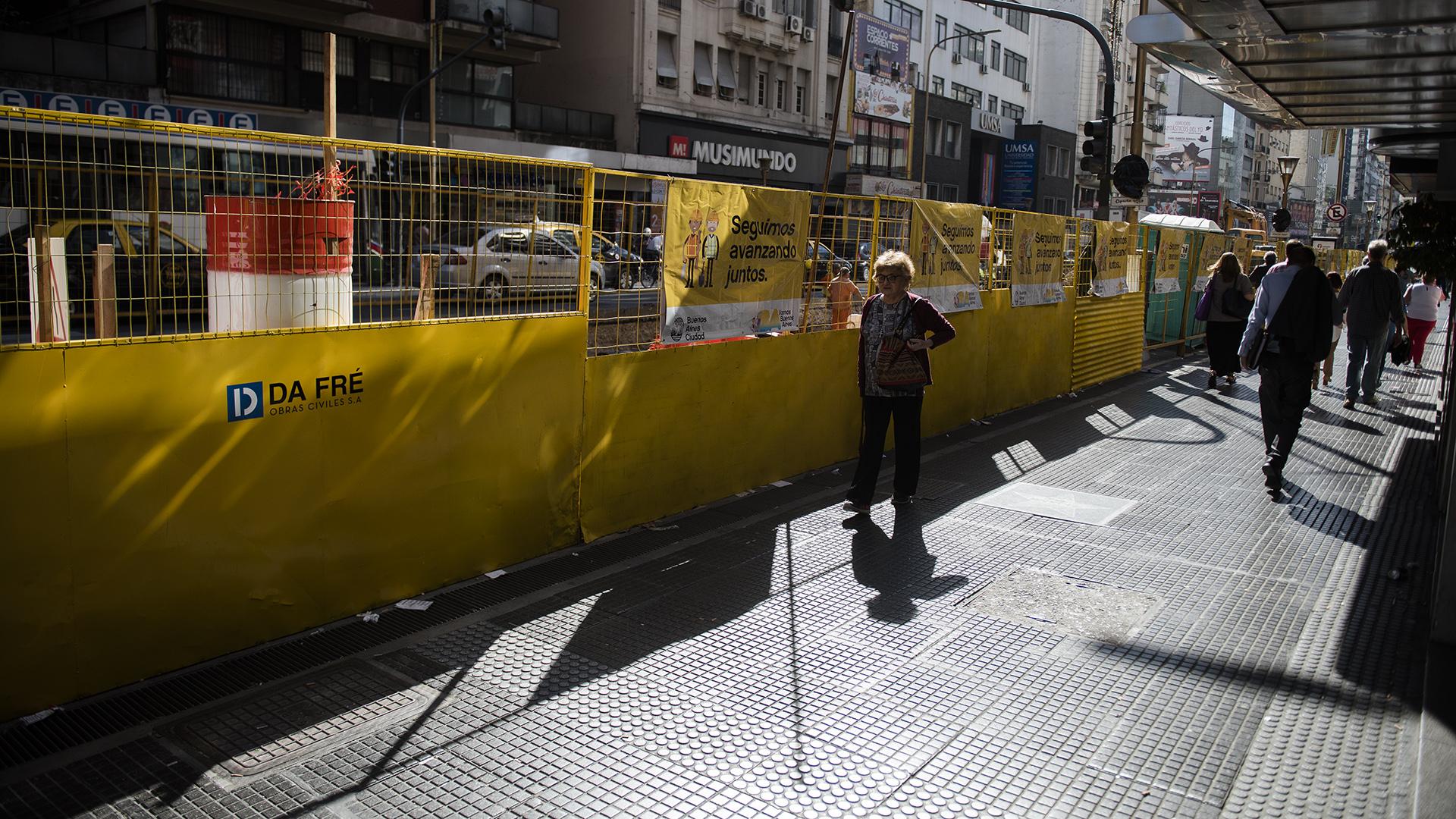 """La construcción de la """"nueva Corrientes"""" demorará un año y medio"""