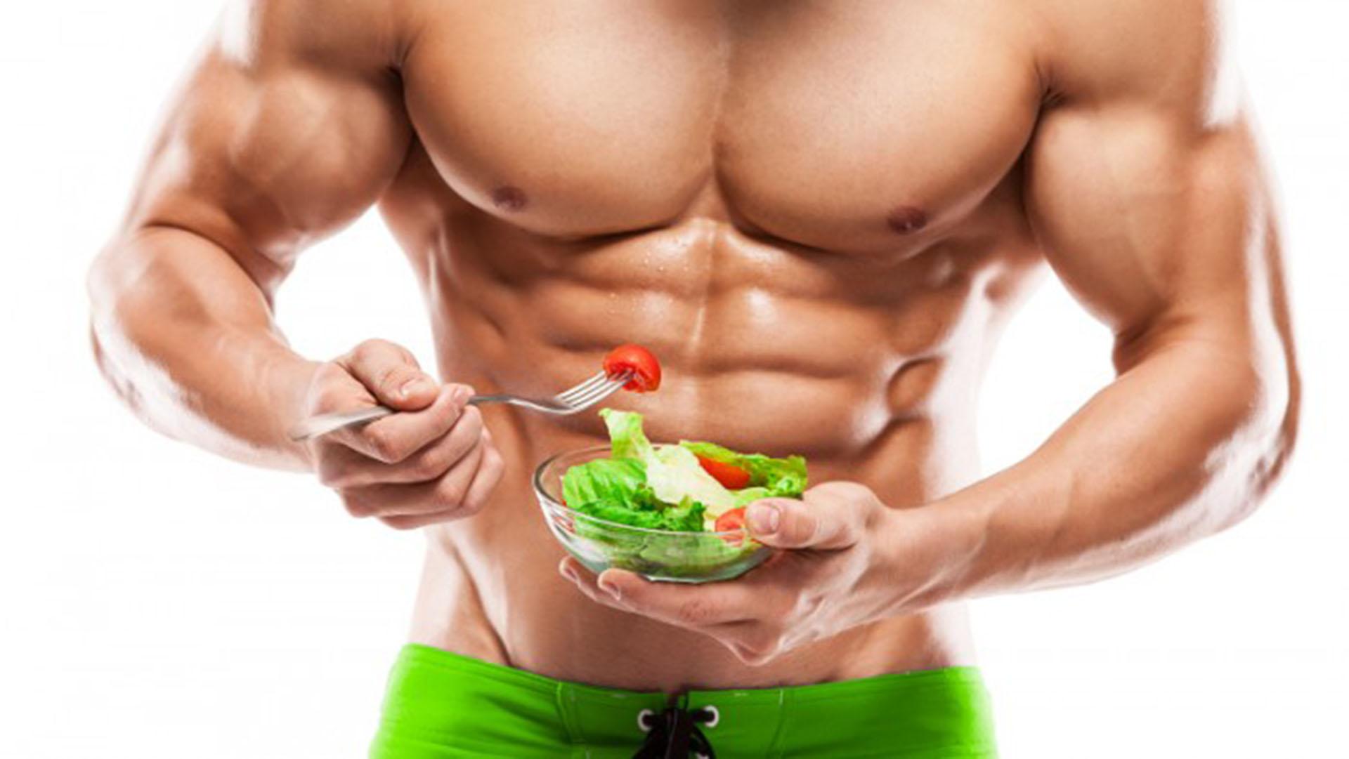 dieta vegana para definir musculos