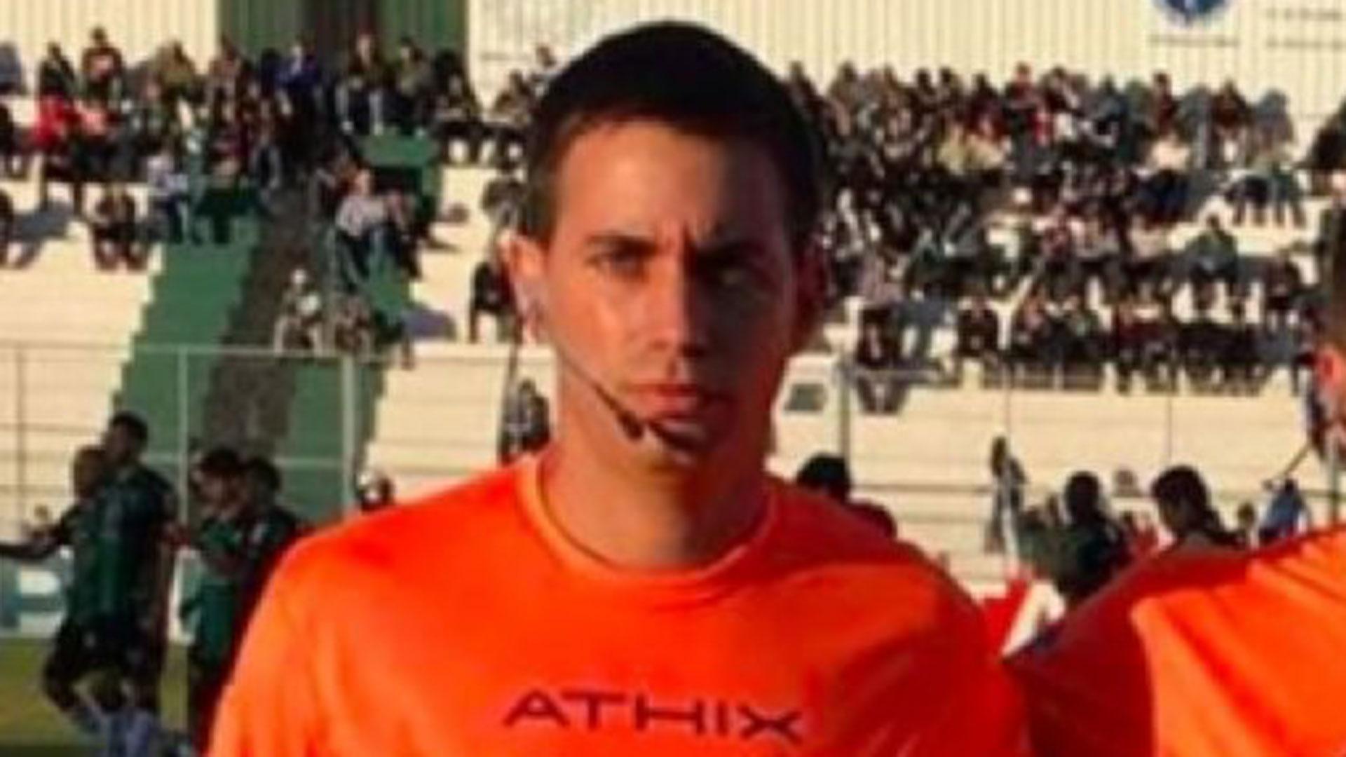 Martín Bustos, el árbitro acusado e imputado por abuso sexual y promoción de la prostitución de menores de edad