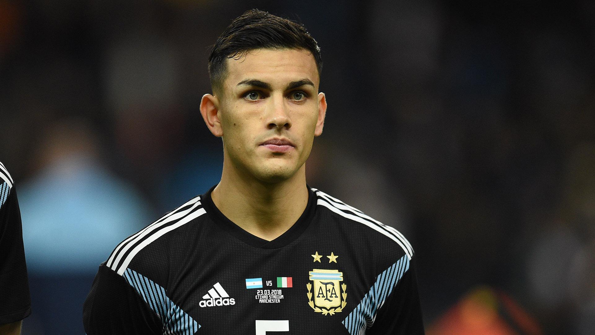 Paredes vio la roja en la última fecha y se generó una polémica (AFP)