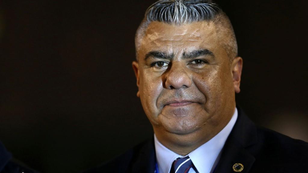 Tapia respaldó a Sampaoli (Foto: Reuters)