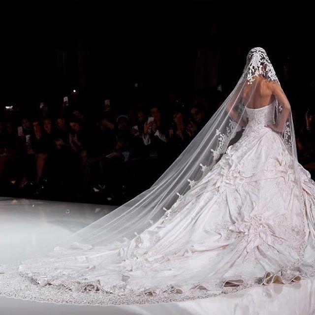 los vestidos de novia de ralph & russo, los elegidos de meghan