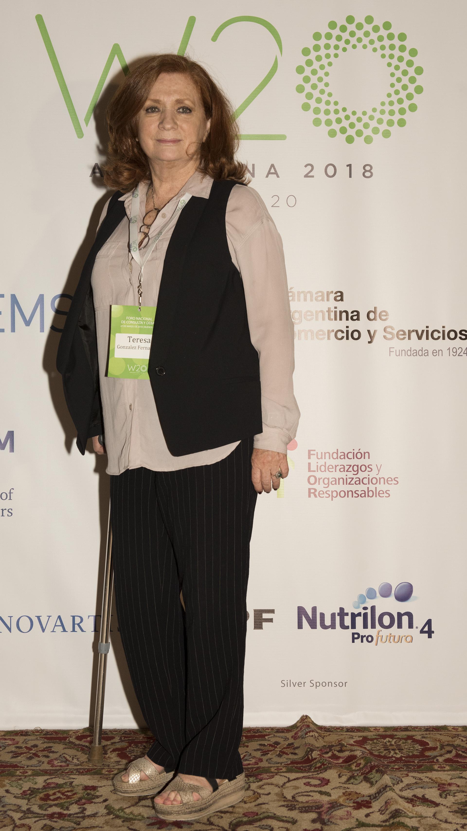 Teresa González Fernández