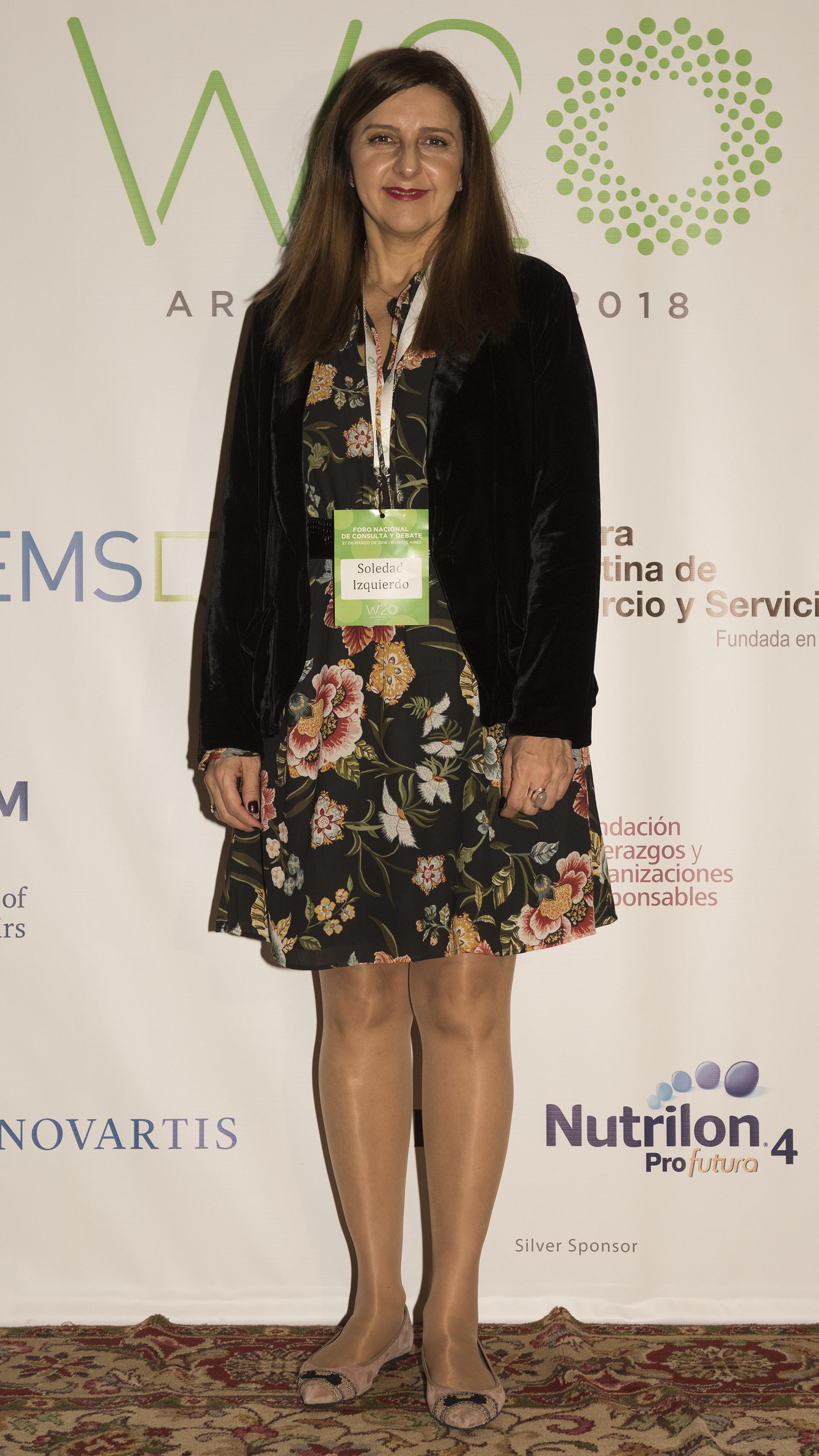 Soledad Izquierdo, Vicepresidente de Asuntos Públicos y Comunicación para el Sur de América Latina