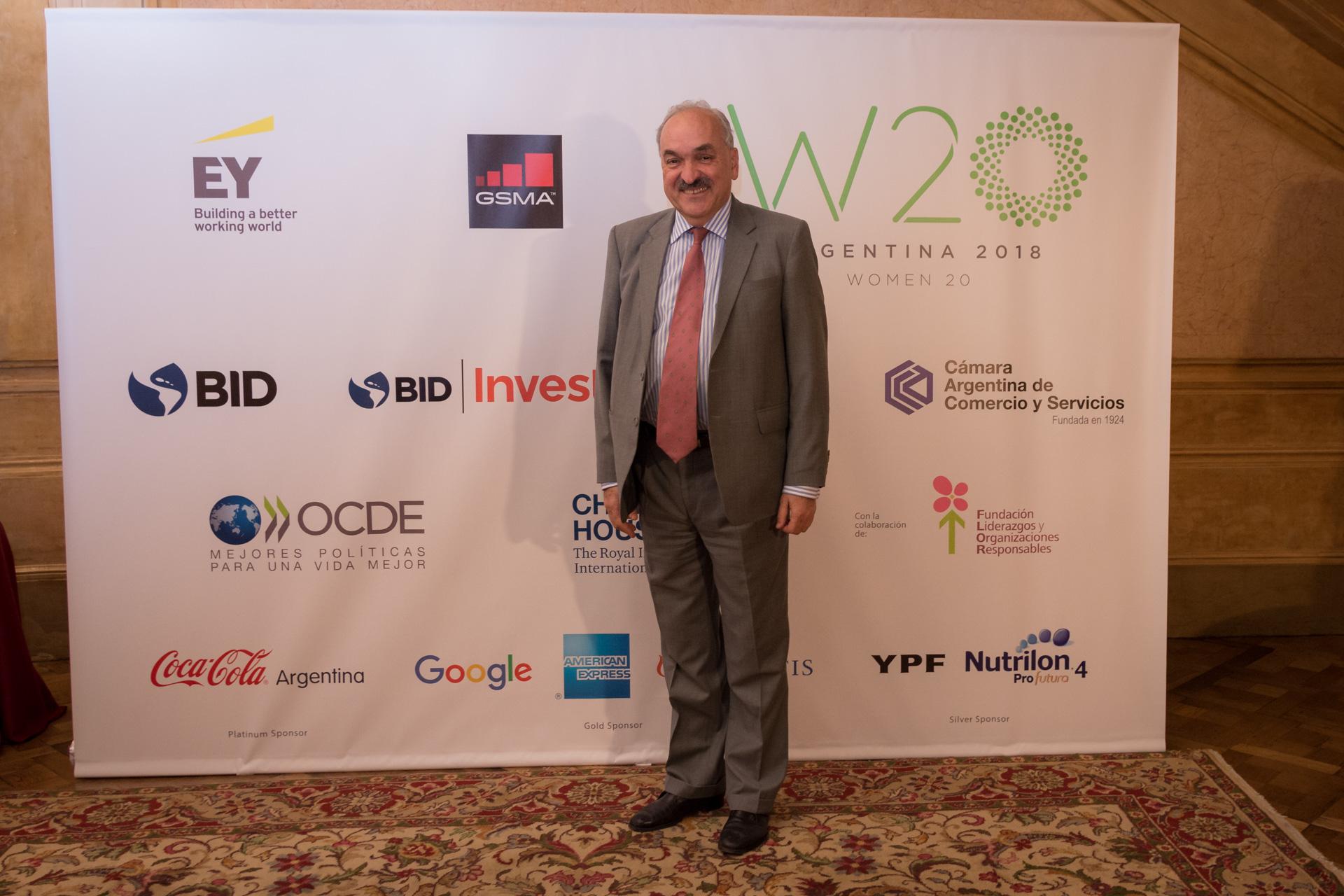 Pedro Villagra Delgado, el sherpa argentino del G20