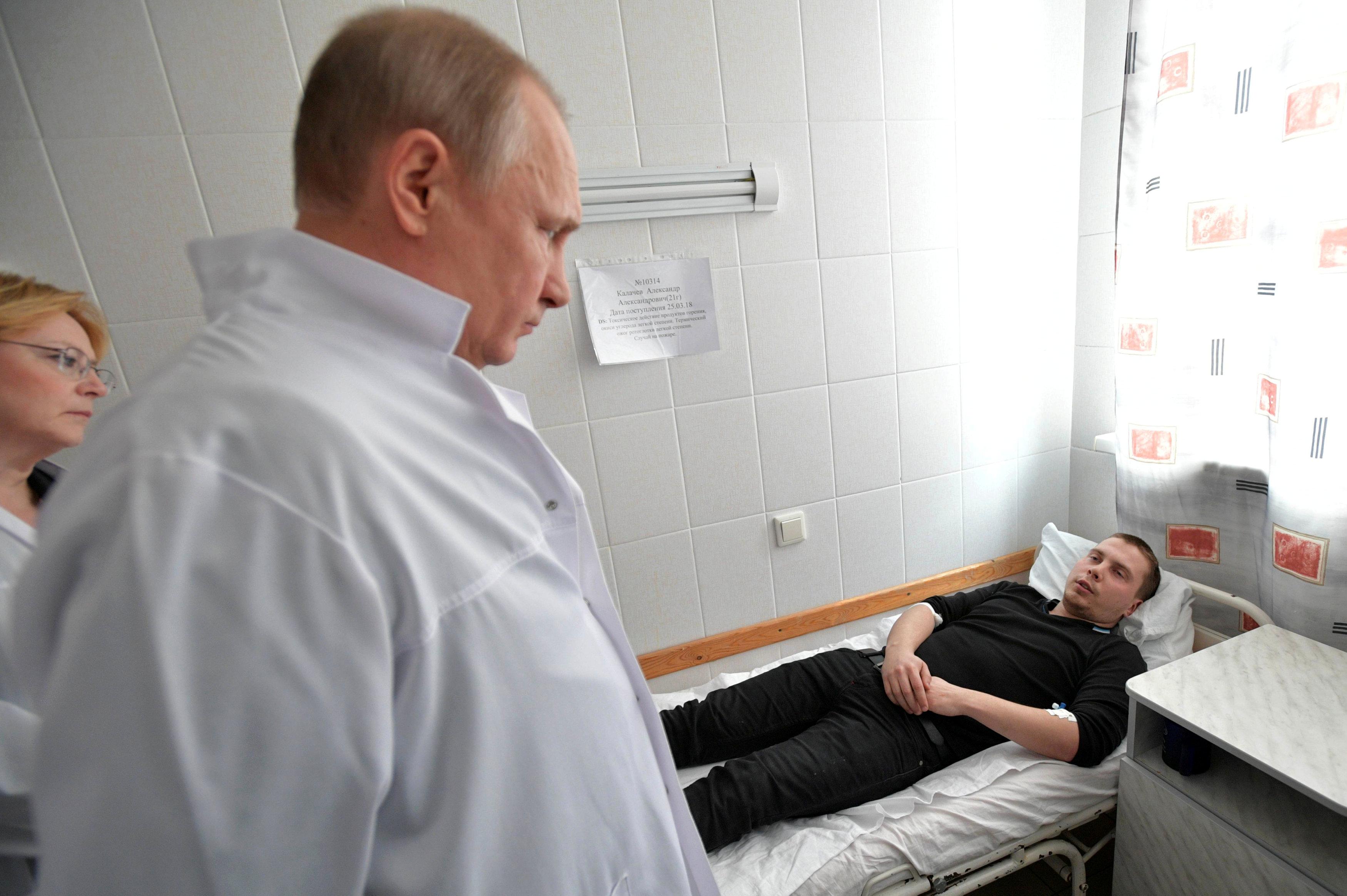 (Sputnik/Alexei Druzhinin/Kremlin via REUTERS)