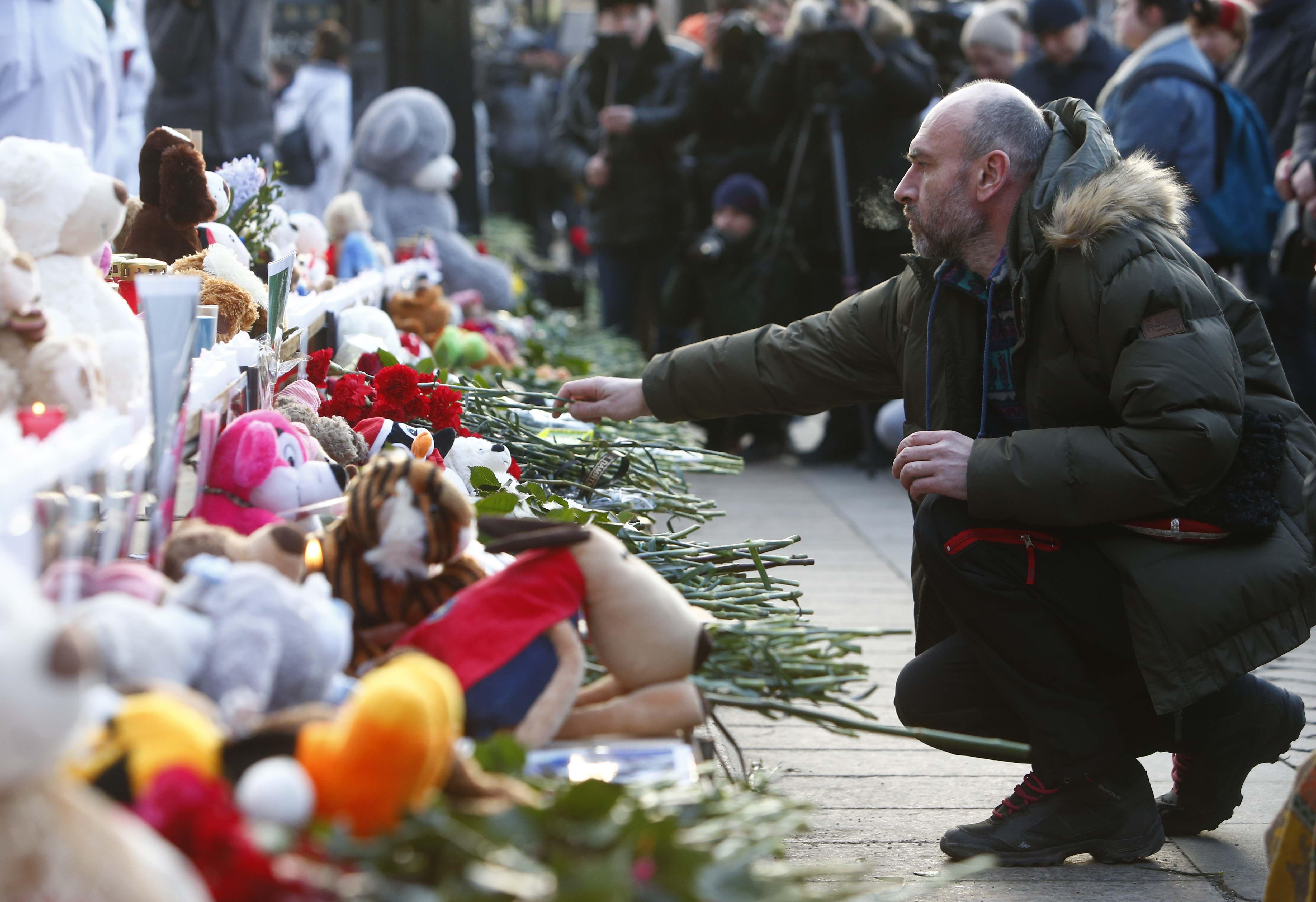 (REUTERS/Sergei Karpukhin)