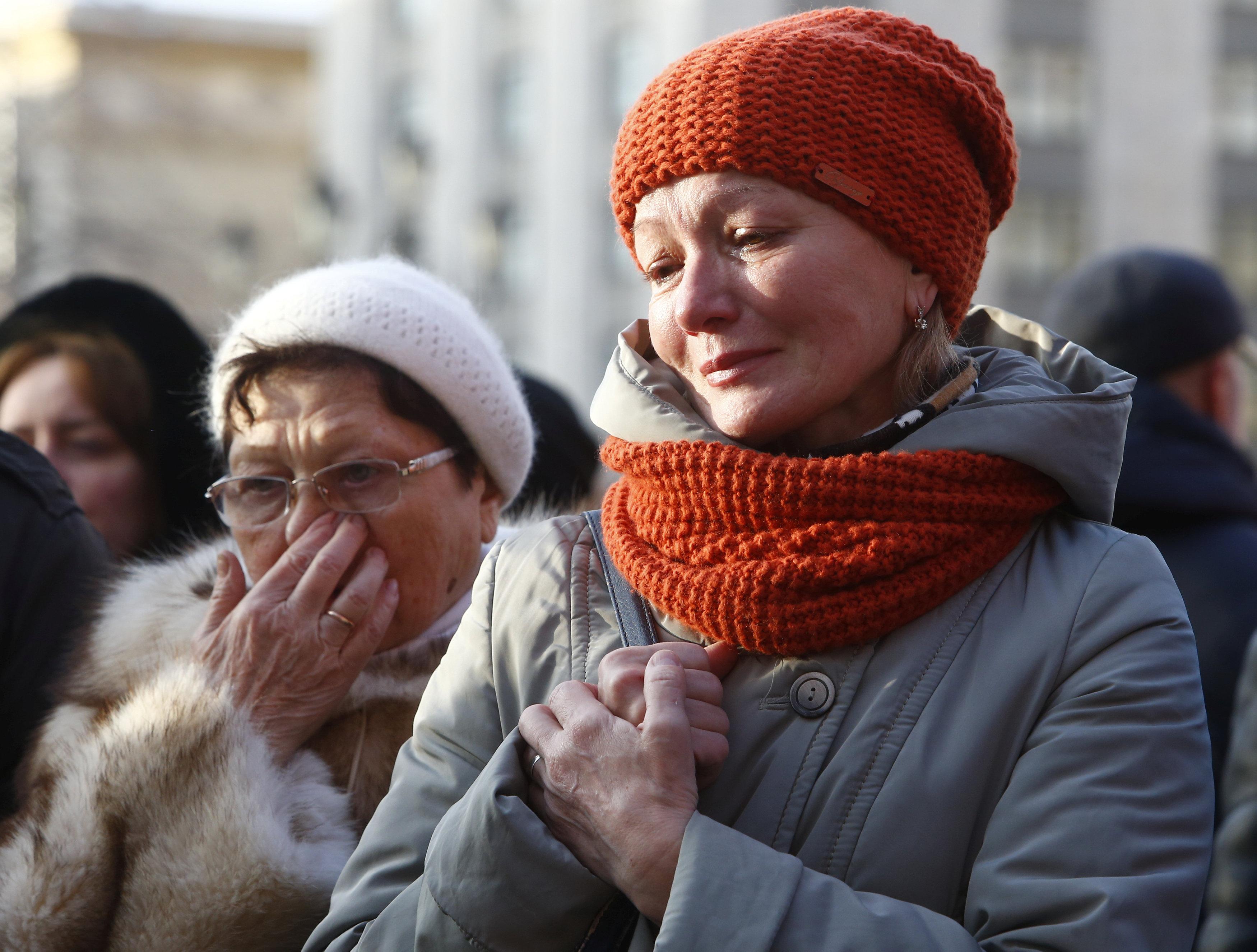 PlazaManezhnayaen Moscú(REUTERS/Sergei Karpukhin)