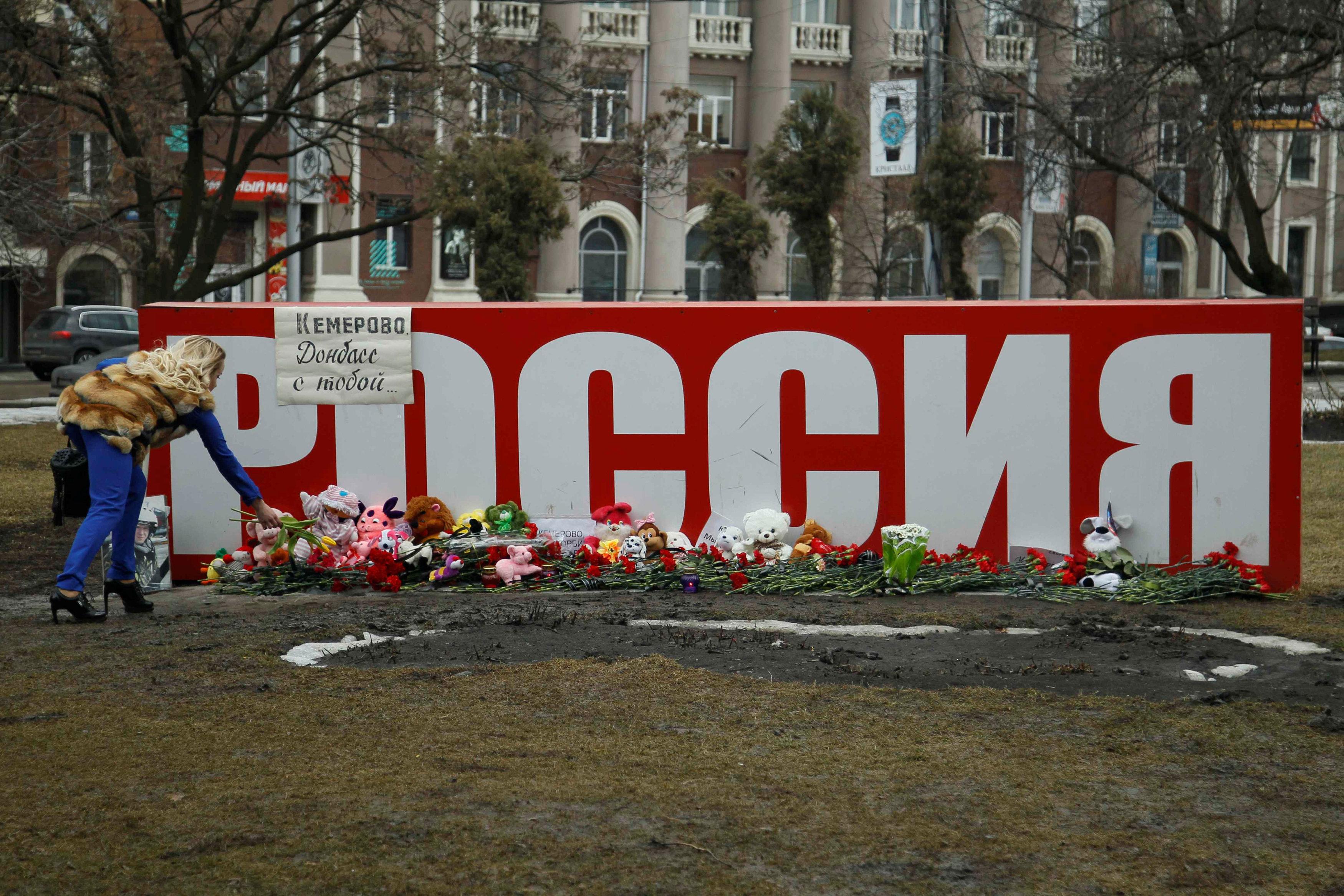 Donetsk, Ucrania (REUTERS/Alexander Ermochenko)