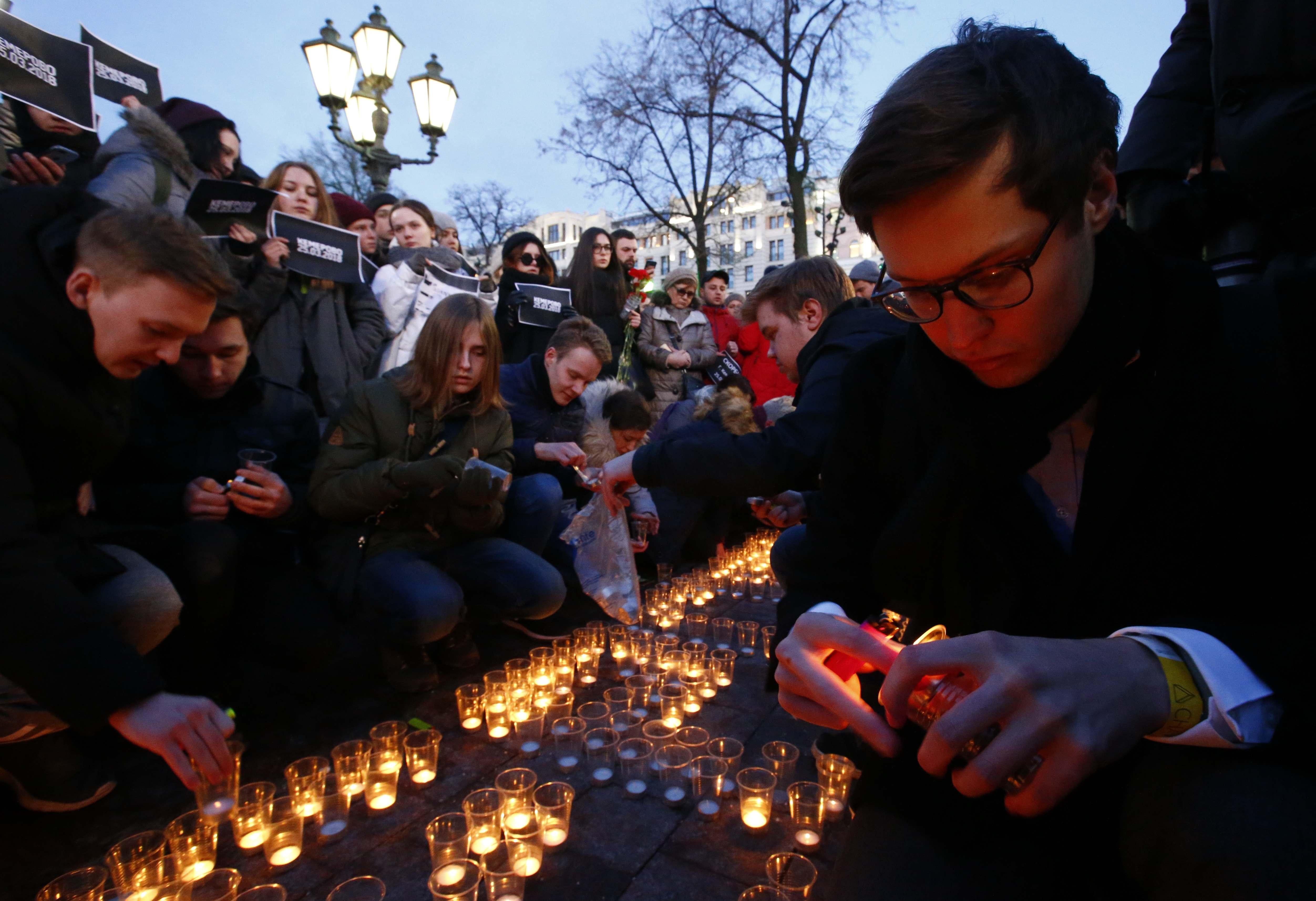 Moscú (REUTERS/Sergei Karpukhin)