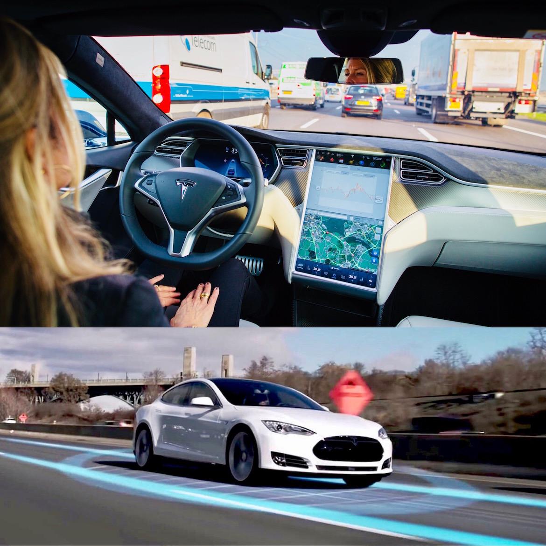 """El sistema """"Autopilot"""" no fue concebido como un piloto automático puro, por más que su nombre en inglés indique lo contrario"""