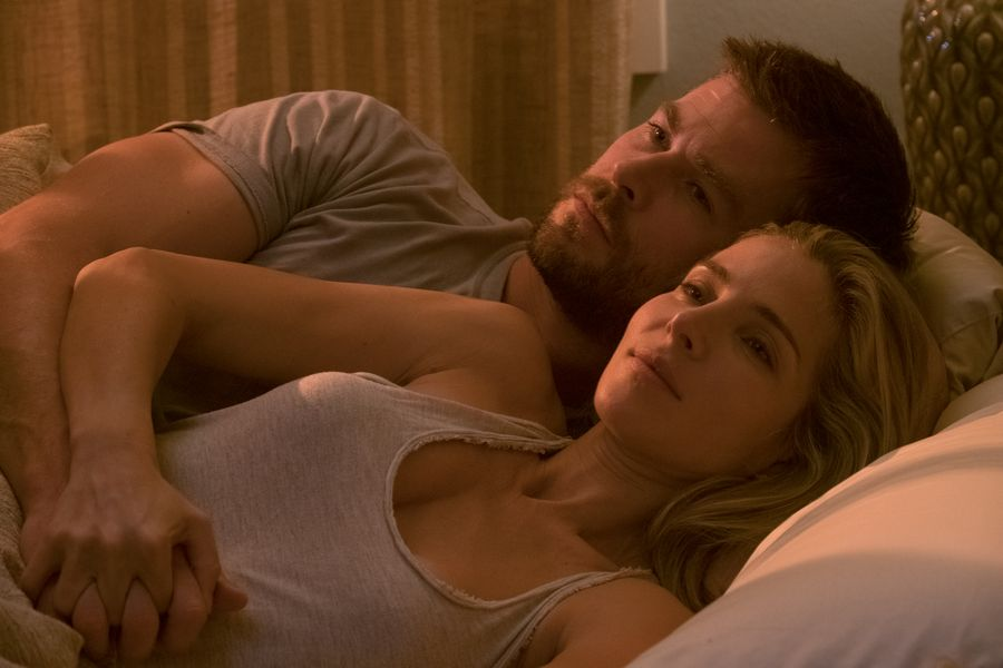 Chris Hemsworth y Elsa Pataky están casados en la vida real y son padres de tres hijos