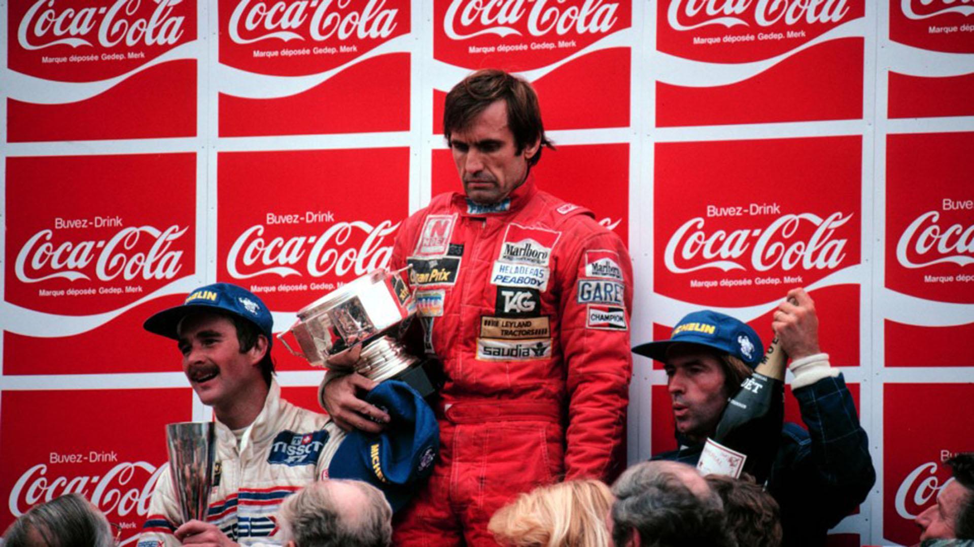 Lole Reutemann F1 1981 3