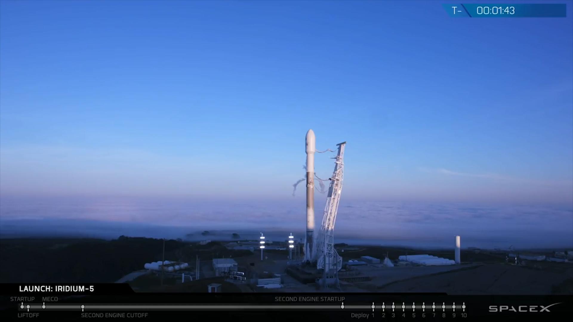 Cada vez hay más lanzamientos espaciales, de gobiernos y de compañías privadas