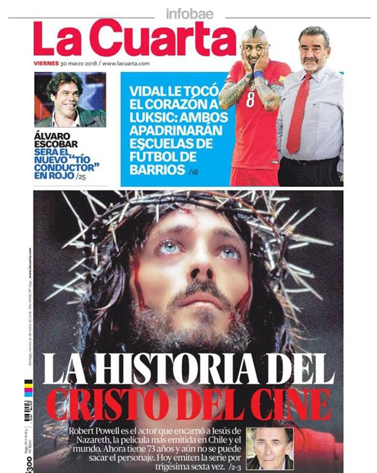 La Cuarta, Chile, 31 de marzo de 2018 | Aires de la Ciudad