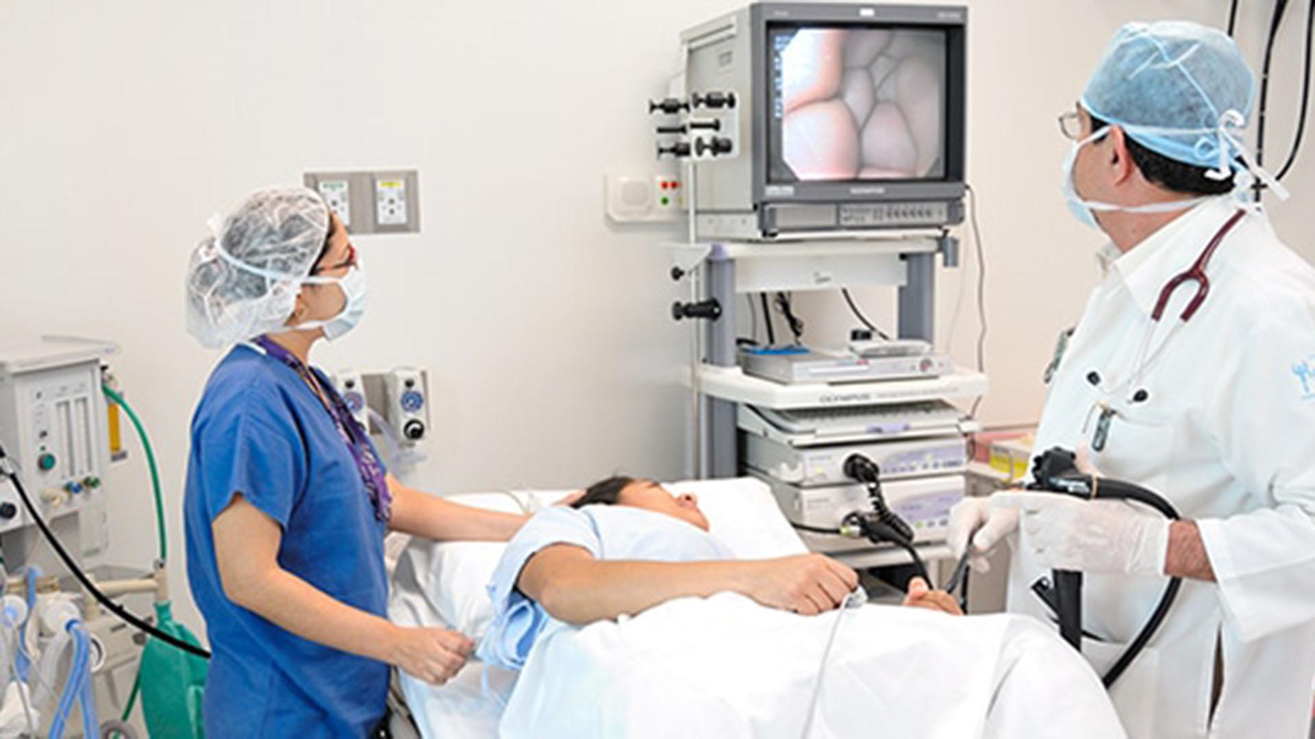 La colonoscopía, un método preciso de diagnóstico