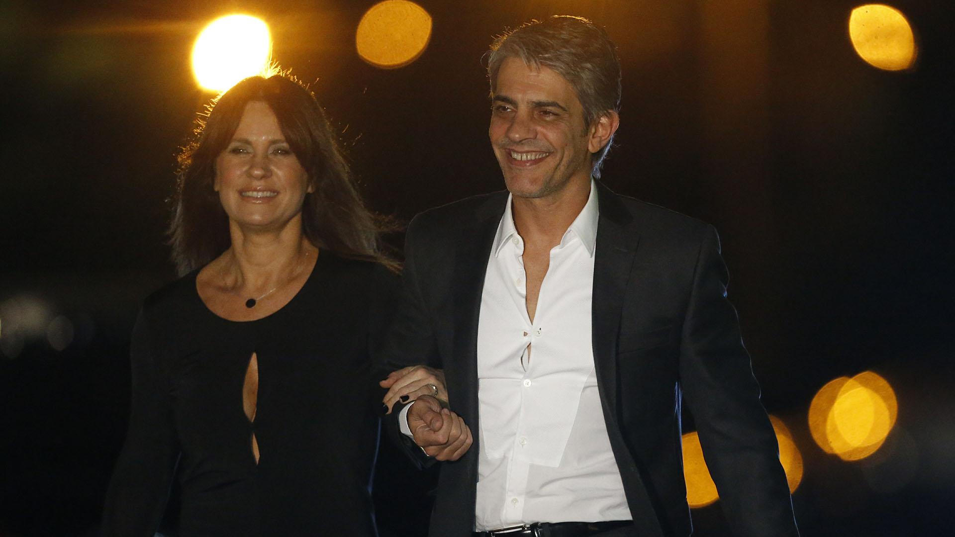 Pablo Echarri y Nancy Dupláa (Nicolás Aboaf)