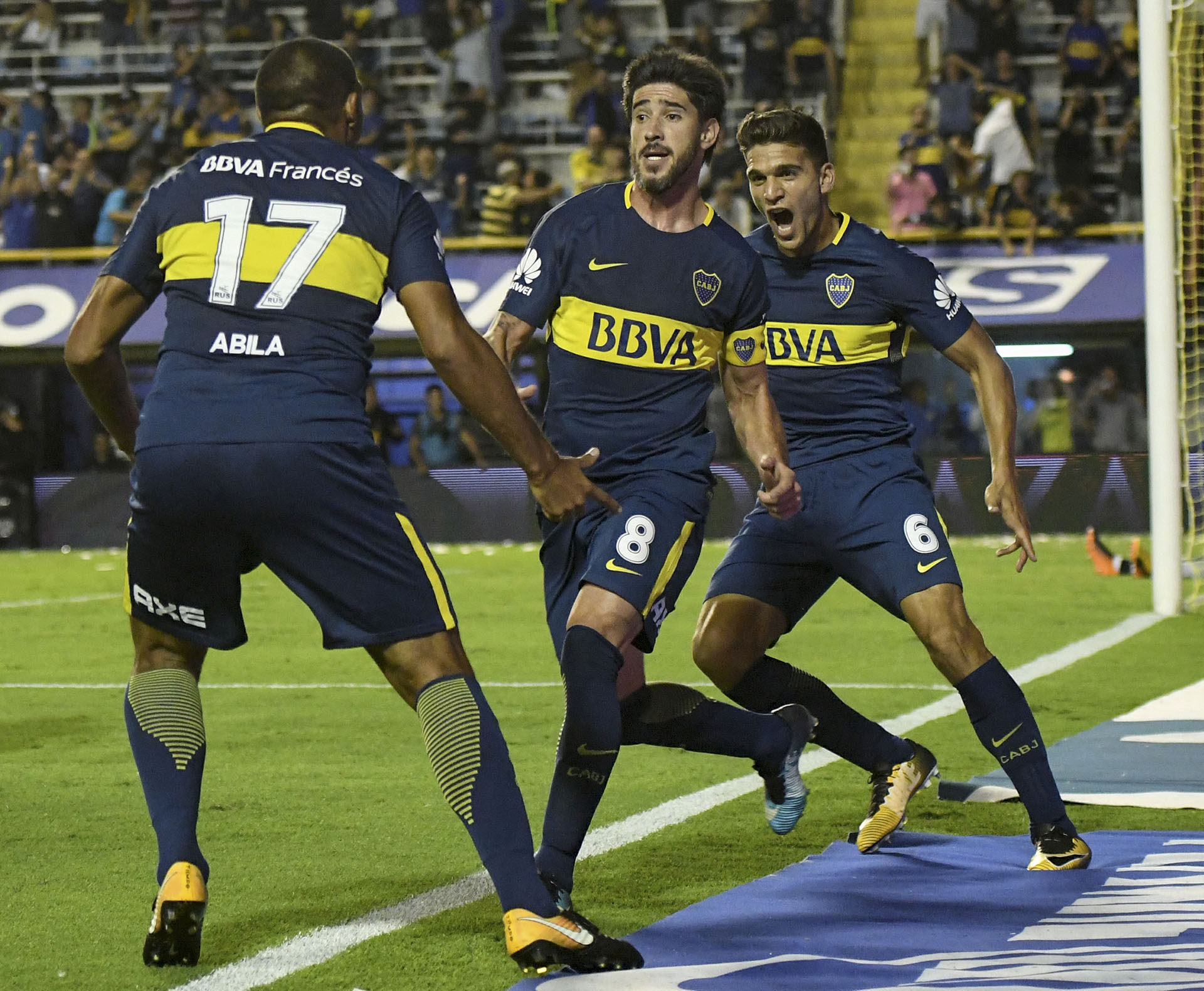 Boca Juniors (Télam)