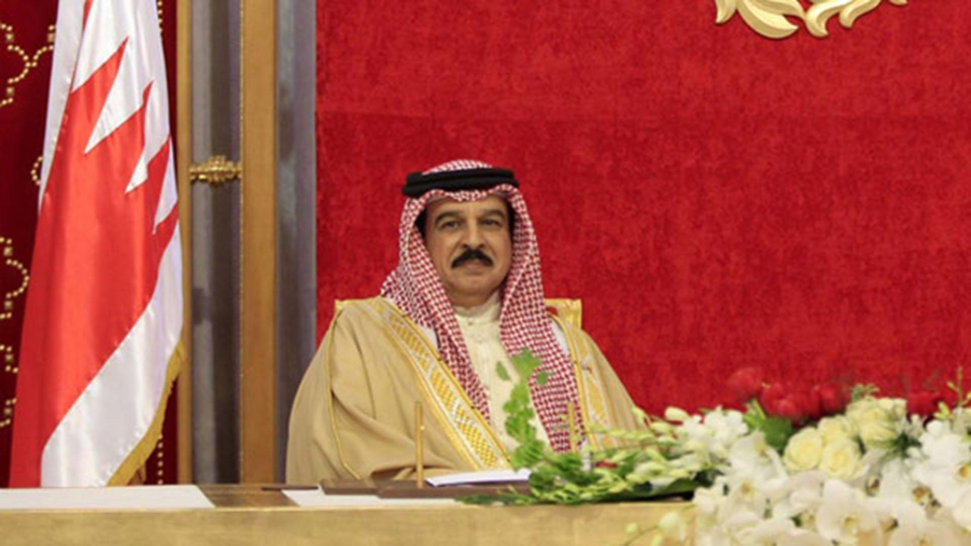 Hamad bin Isa Al Jalifa, rey de Bahréin