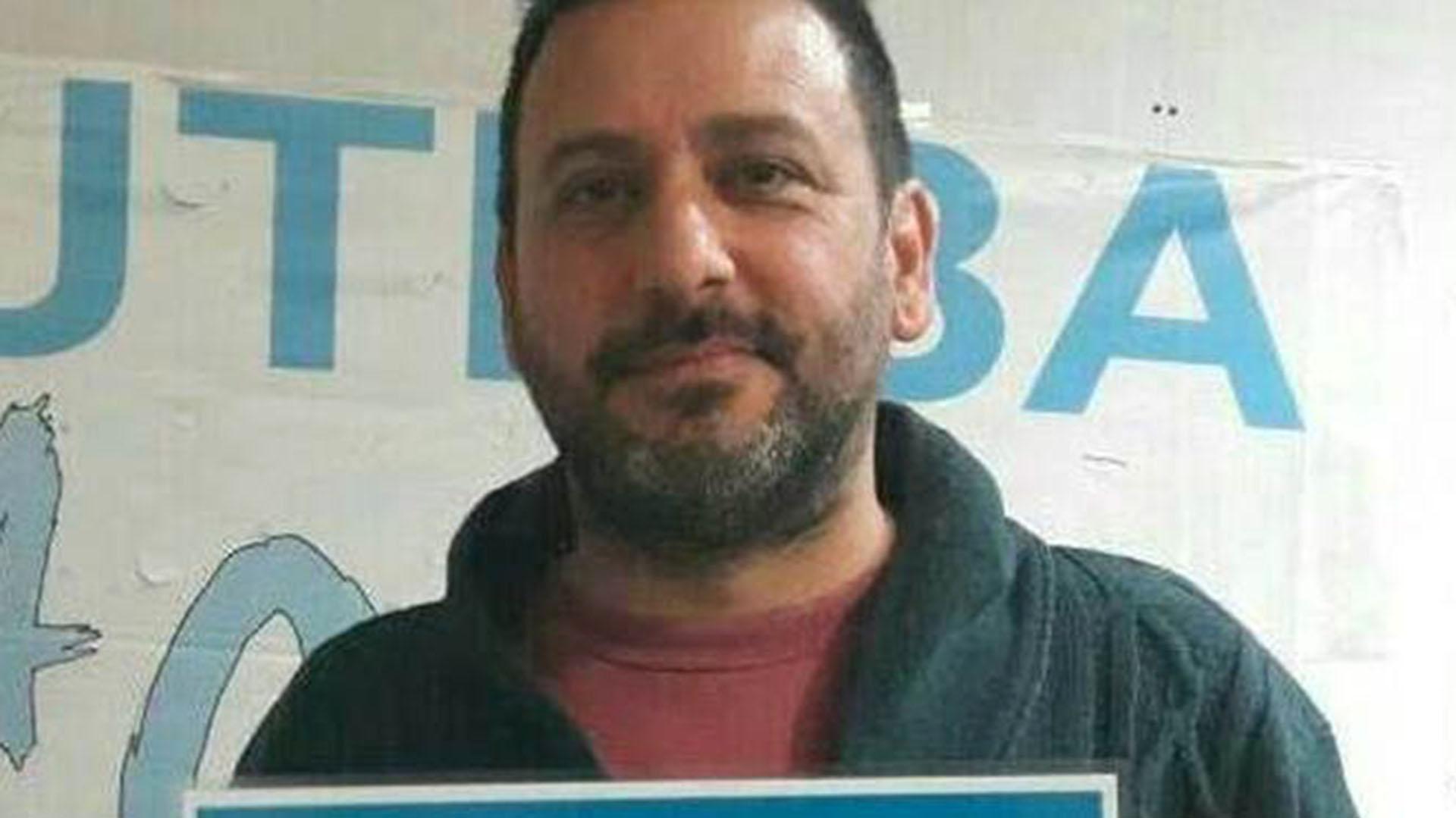 Sebastián Rodríguez Maidana, el docentepresuntamente involucrado enla muerte de la adolescente