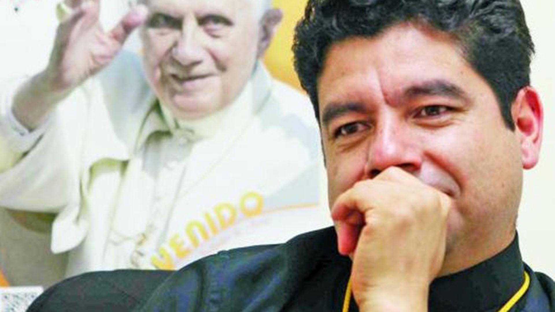 El sacerdote Jorge Raúl Villegas, condenado a 90 años de prisión por abusos