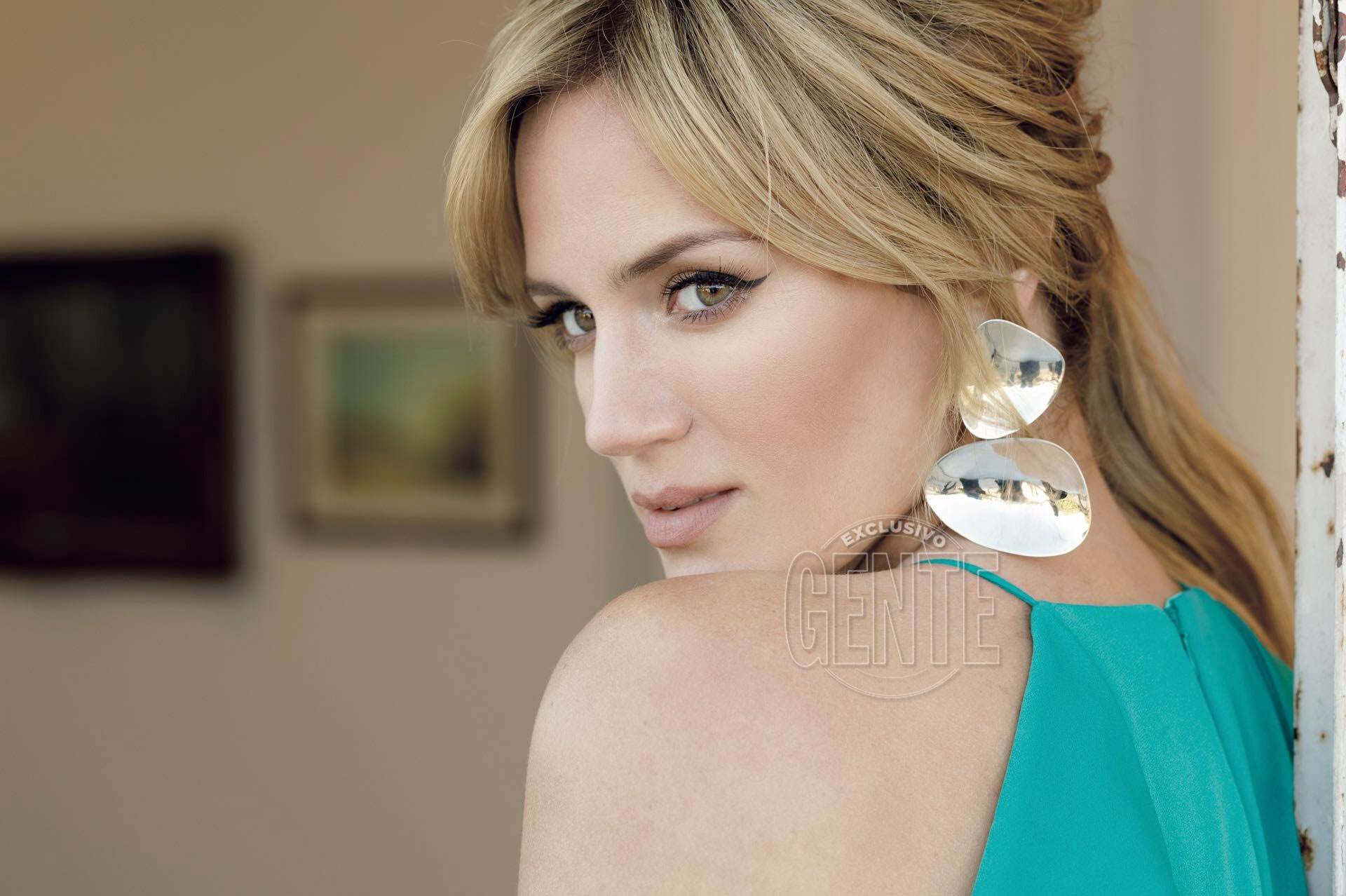 Paula Chaves (Foto Christian Beliera/GENTE)