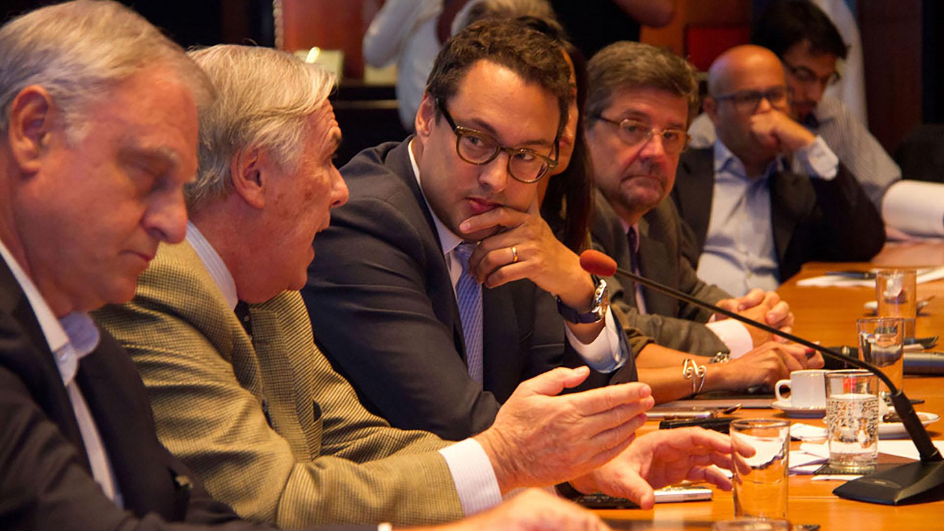 Leandro Cuccioli, director de la AFIP, resaltó la labor de su antecesor, Alberto Abad, y mantuvo a los responsables de la primera línea del organismo e incorporó a dos (AFIP)