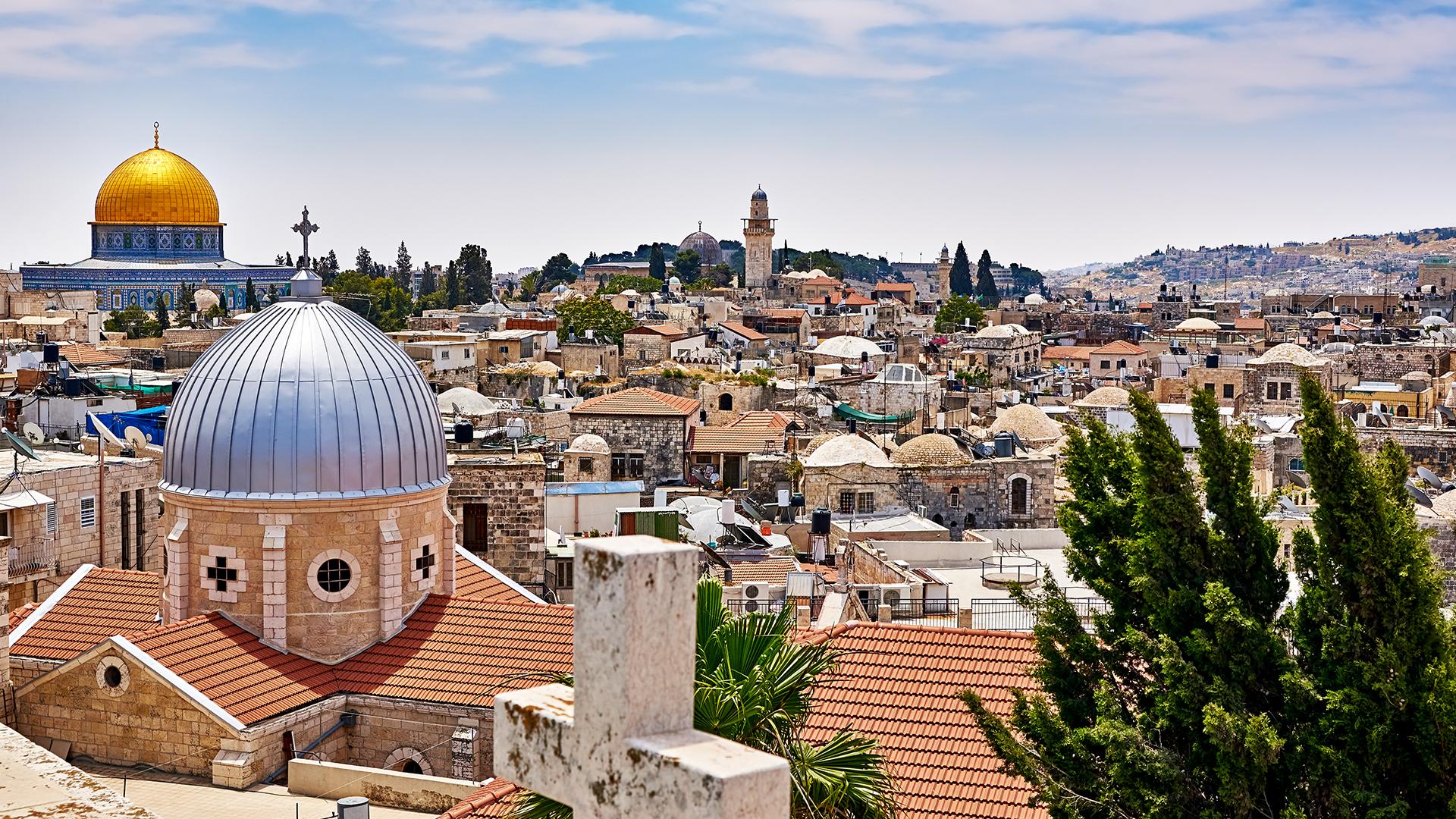 El reclutamiento se hizo a través de la televisión y en el territorio de la ciudad de Jerusalén