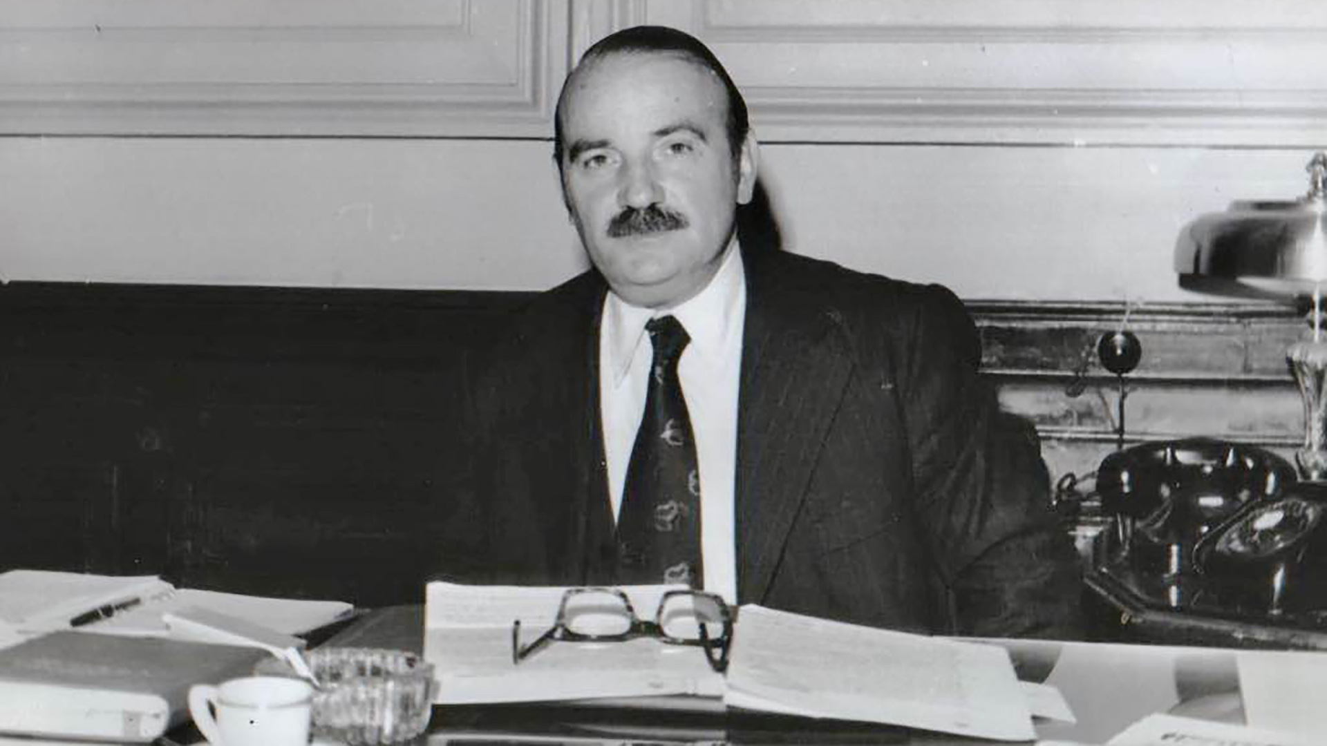 Antonio Tróccoli, ex ministro del Interior
