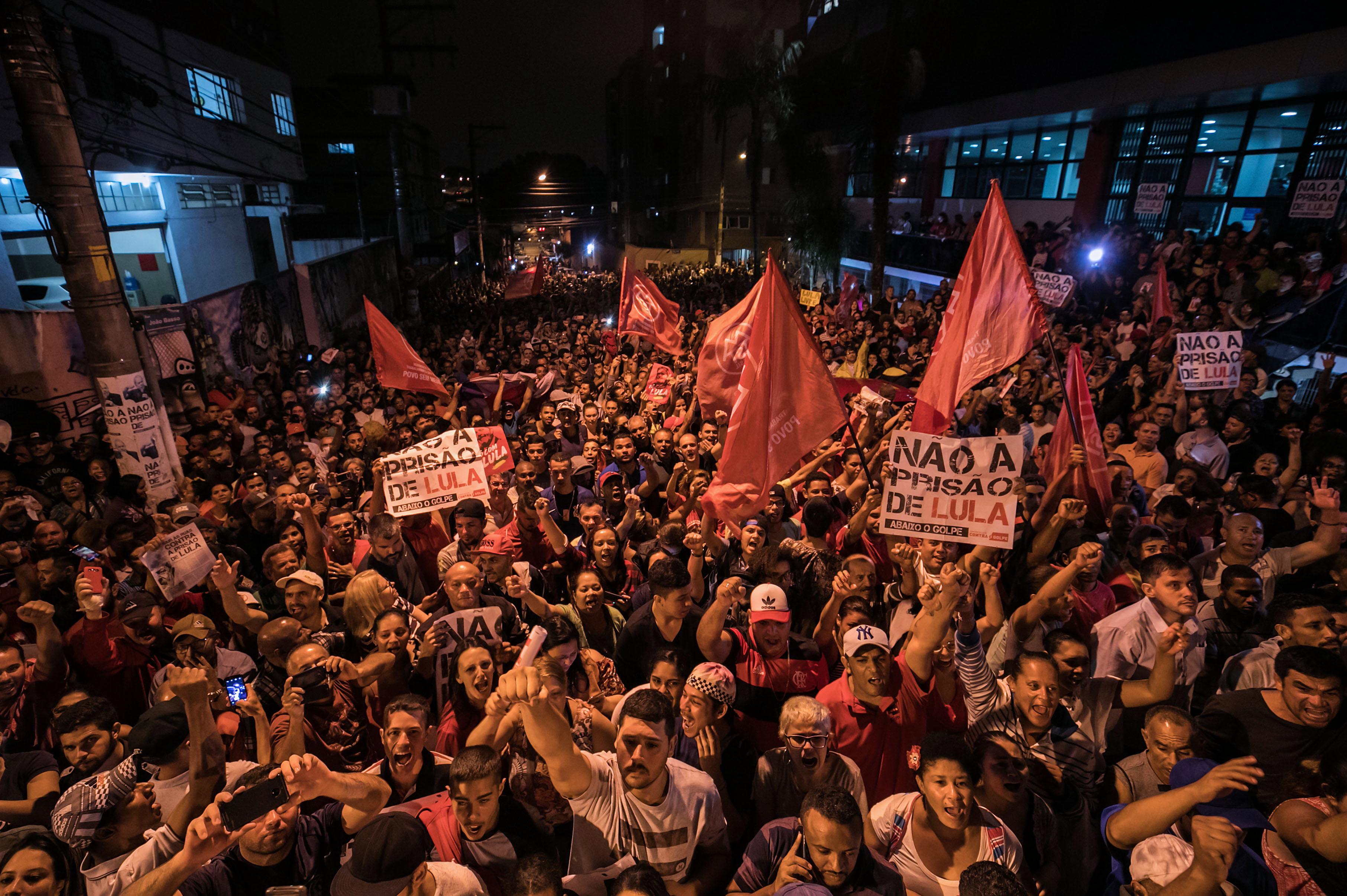 (AFP / MARCELO CHELLO)