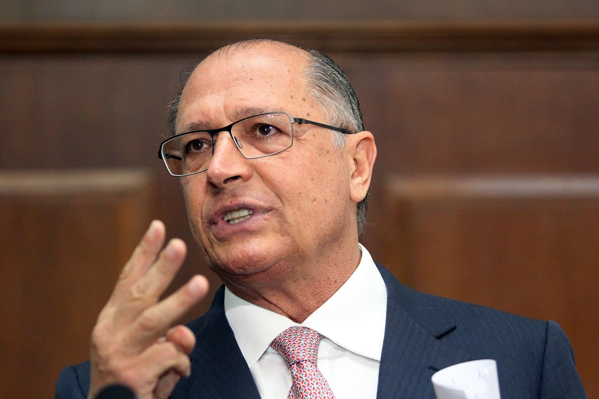 Geraldo Alckmin es reconocido por su buena labor como gobernador de San Pablo pero tiene poca representatividad en el electorado